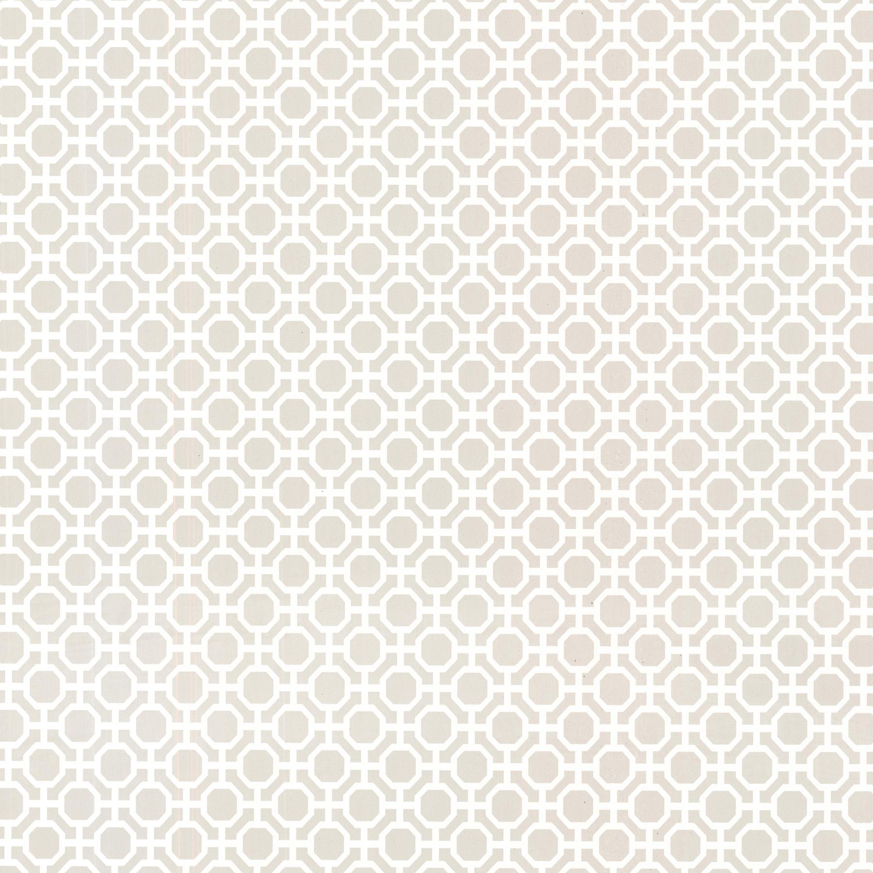 Picture of Beatrix Grey Modern Geometric Wallpaper