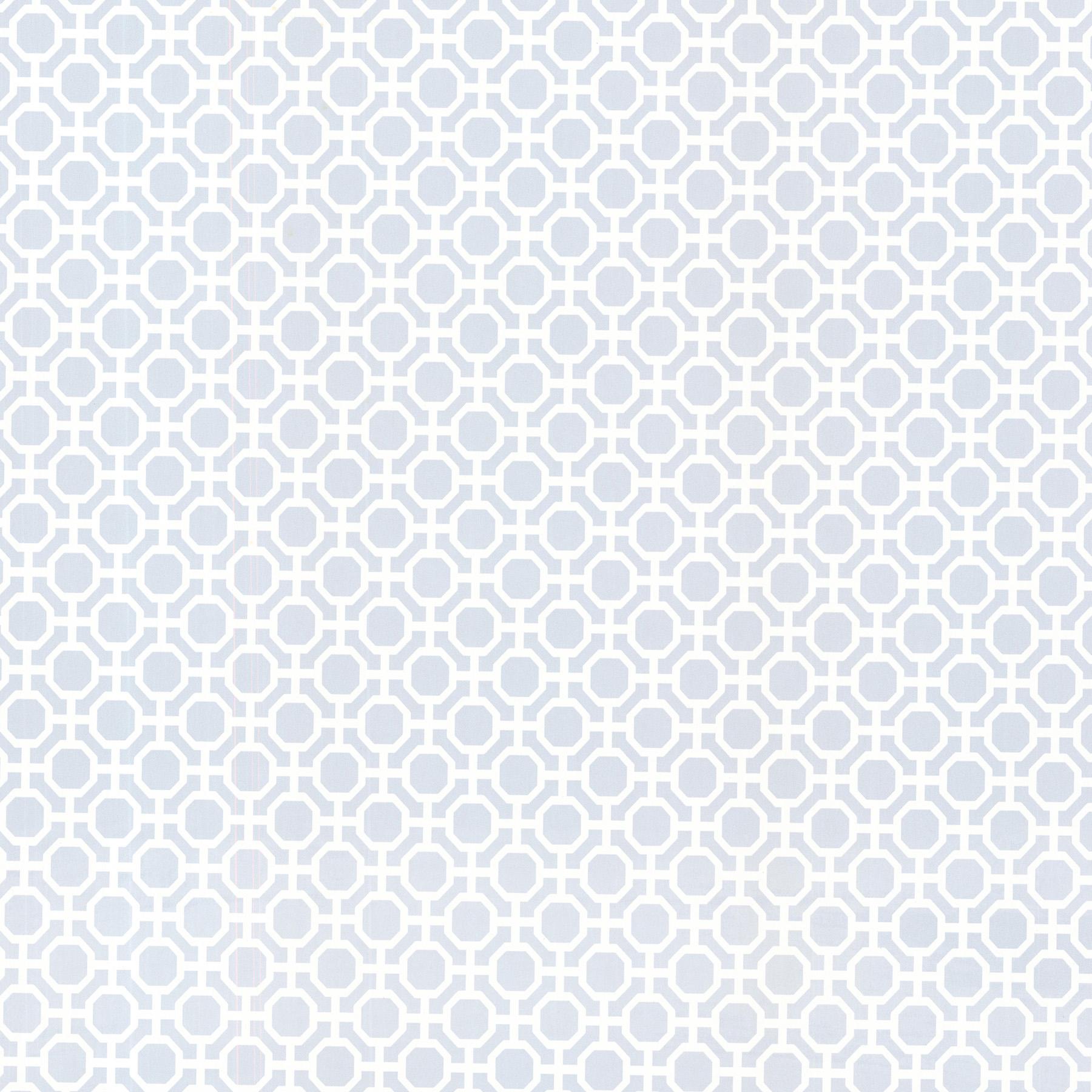 Picture of Beatrix Sky Modern Geometric Wallpaper