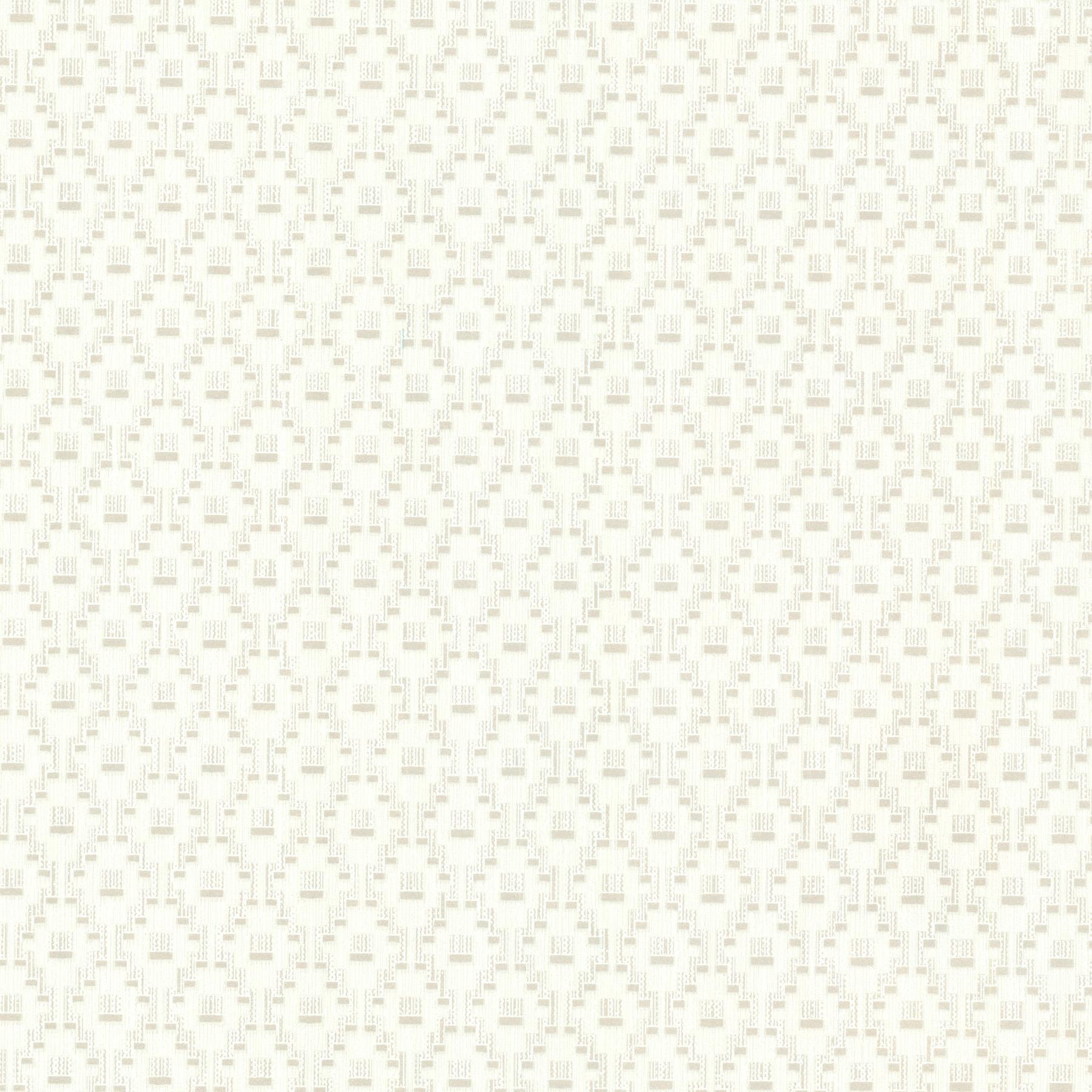 Picture of Austen Pearl Small Geo Wallpaper