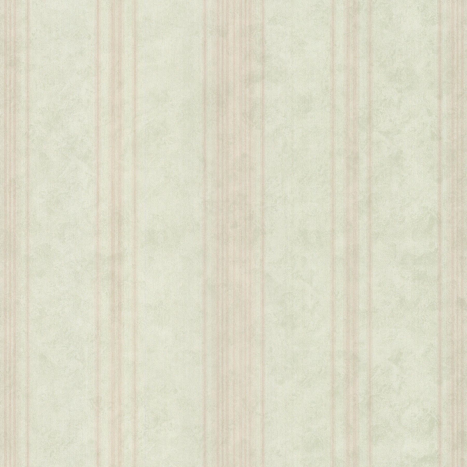 Picture of Biella Mint Stria Stripe Wallpaper