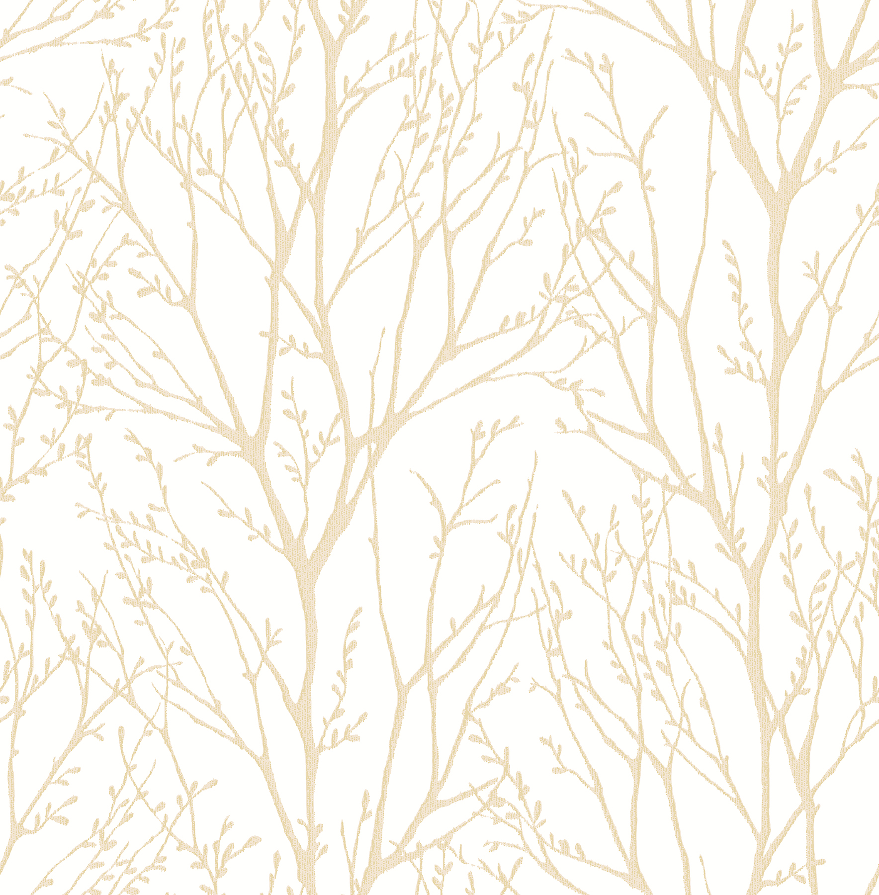 Picture of Autumn Gold Tree Wallpaper