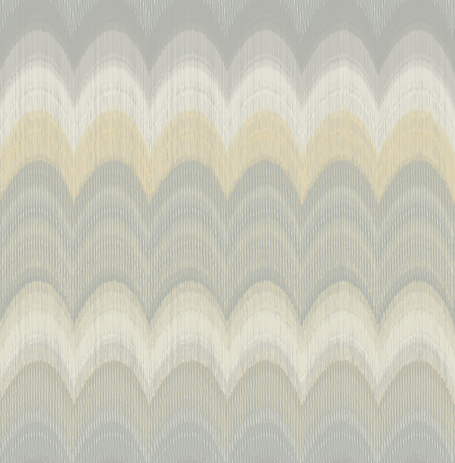 Picture of August Yellow Wave Wallpaper