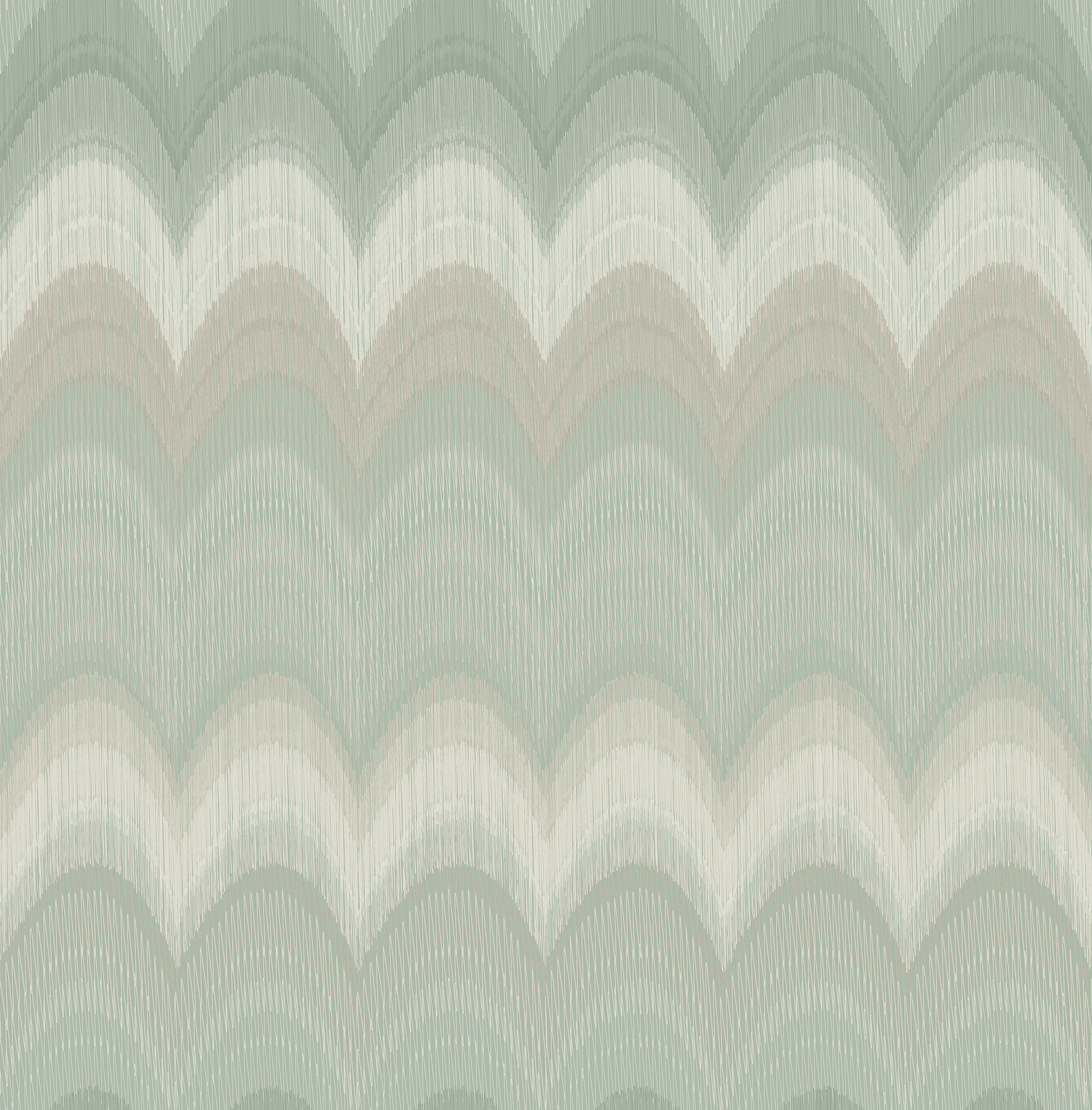 Picture of August Sage Wave Wallpaper