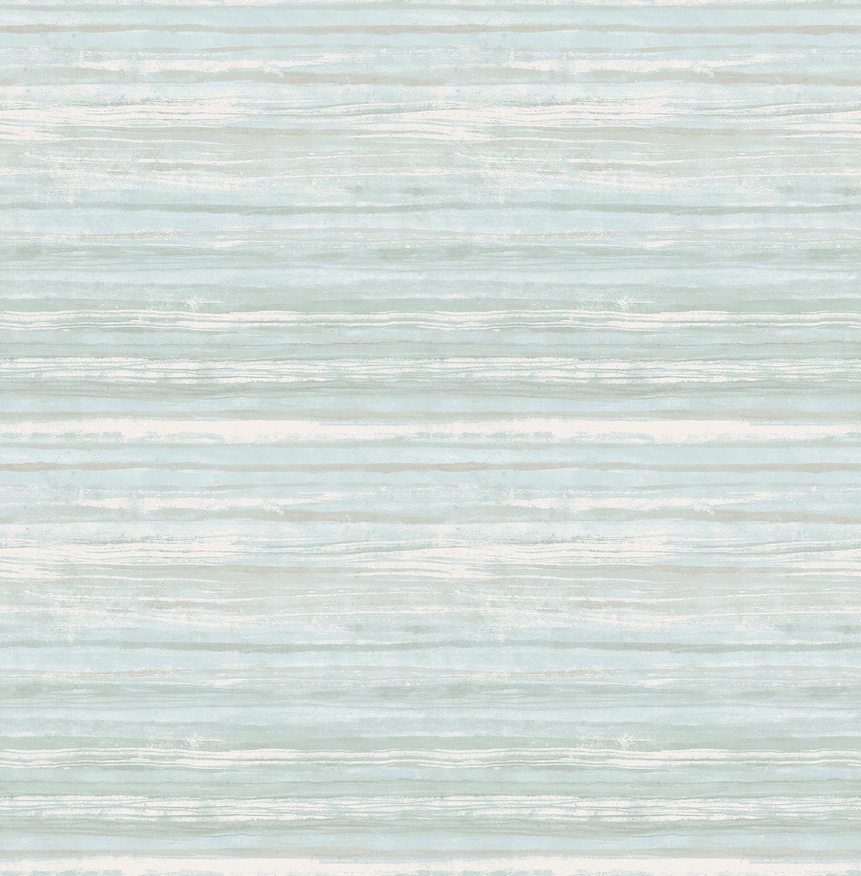 Picture of Arakan Blue Stripe Wallpaper