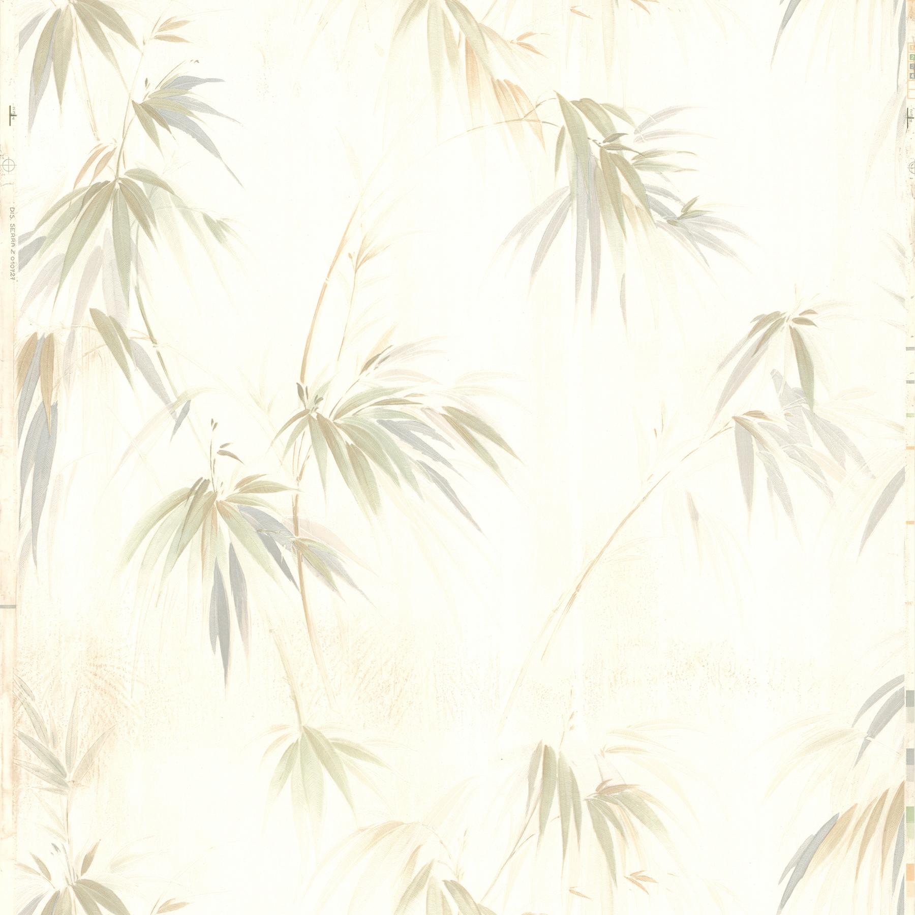 Picture of Atlis Beige Fern Wallpaper