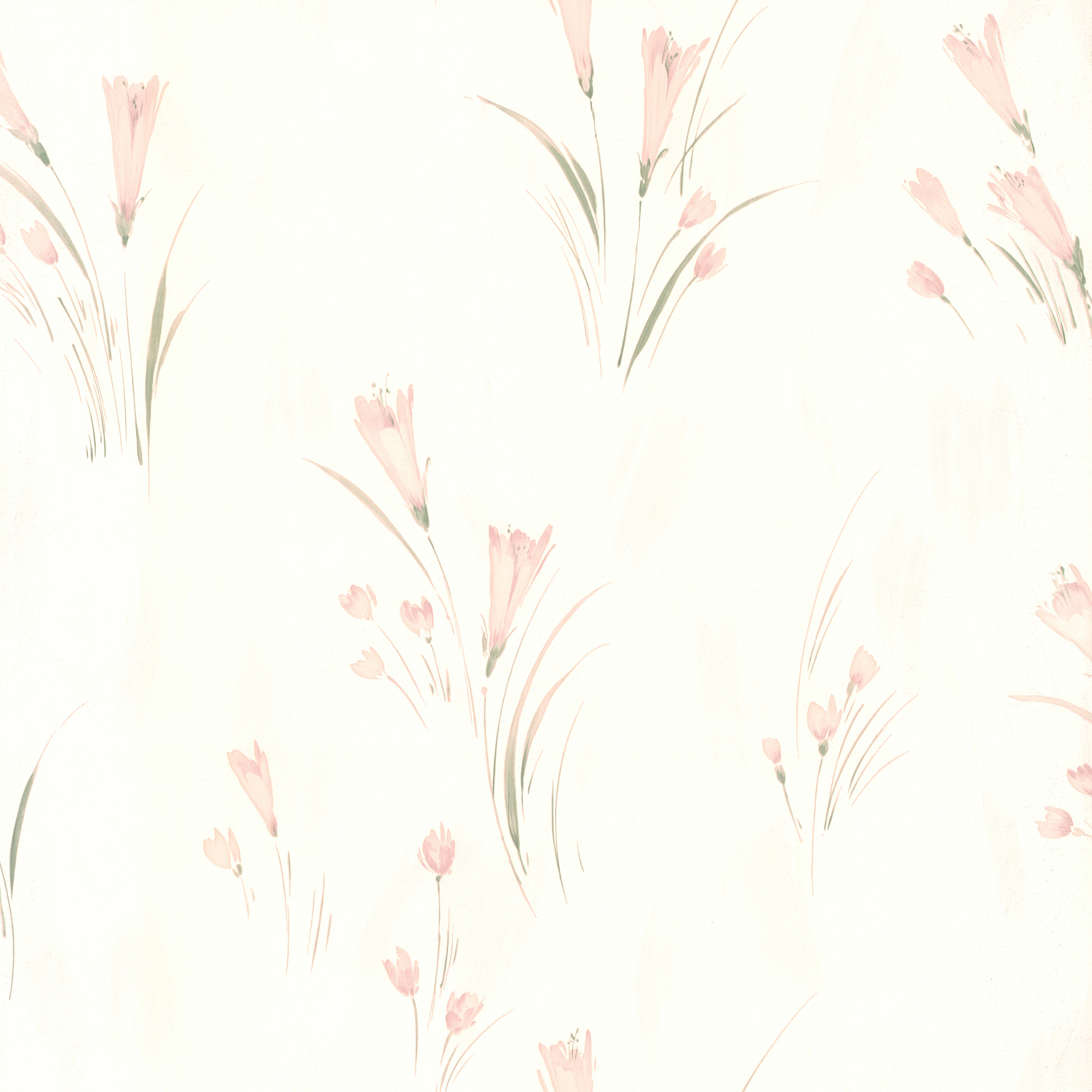 Picture of Astrid Blush Floral Wallpaper