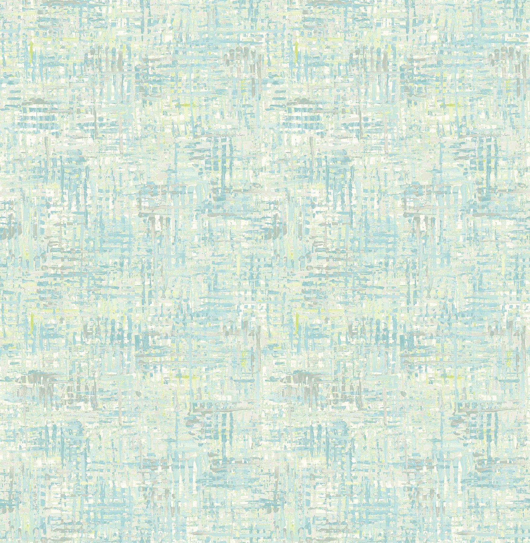 Picture of Avalon Turquoise Weave Wallpaper
