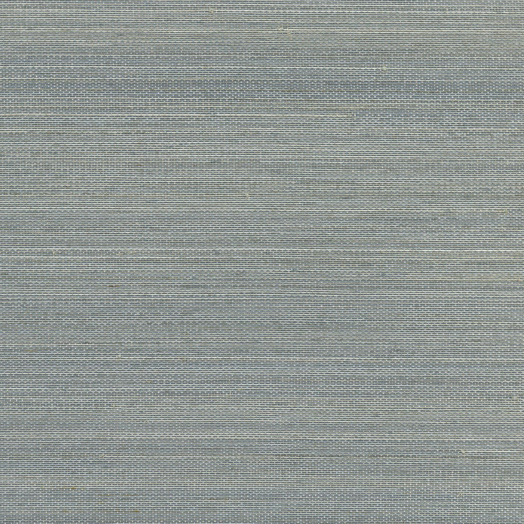 Picture of Binan Slate Grasscloth Wallpaper