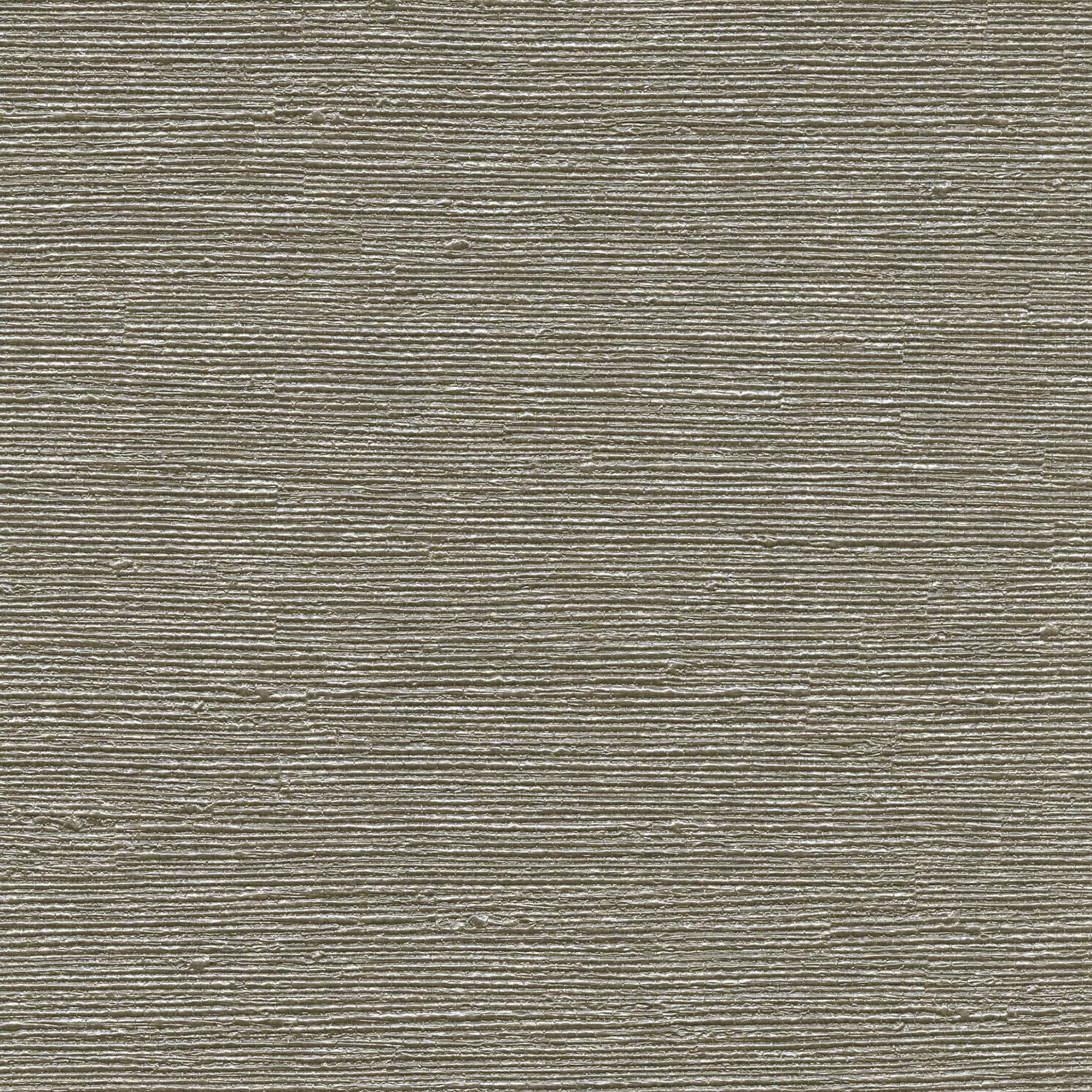 Picture of Aspero Taupe Faux Grasscloth Wallpaper