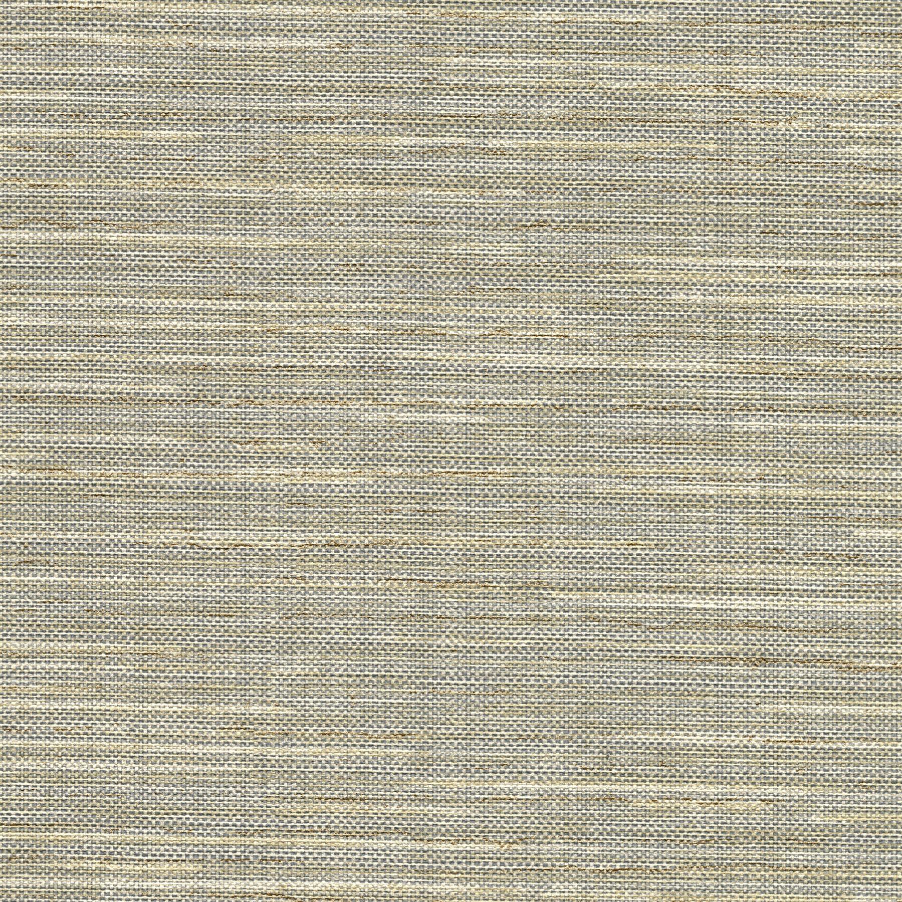 Picture of Bay Ridge Neutral Faux Grasscloth Wallpaper