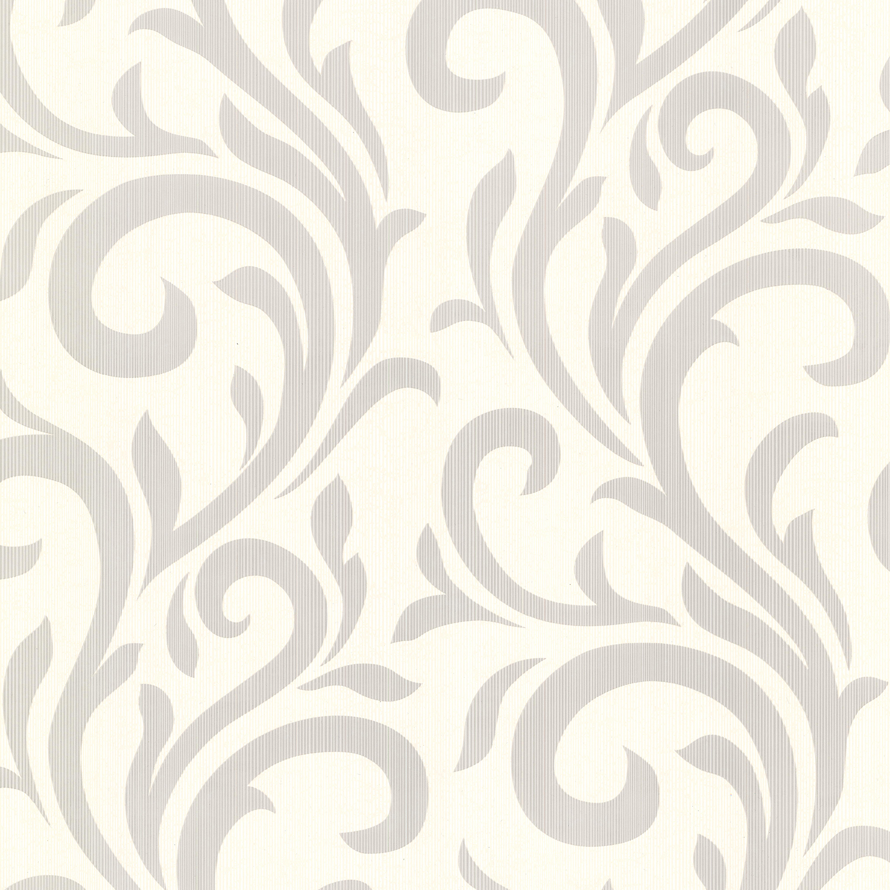 Picture of Bletilla Teal Scroll Wallpaper