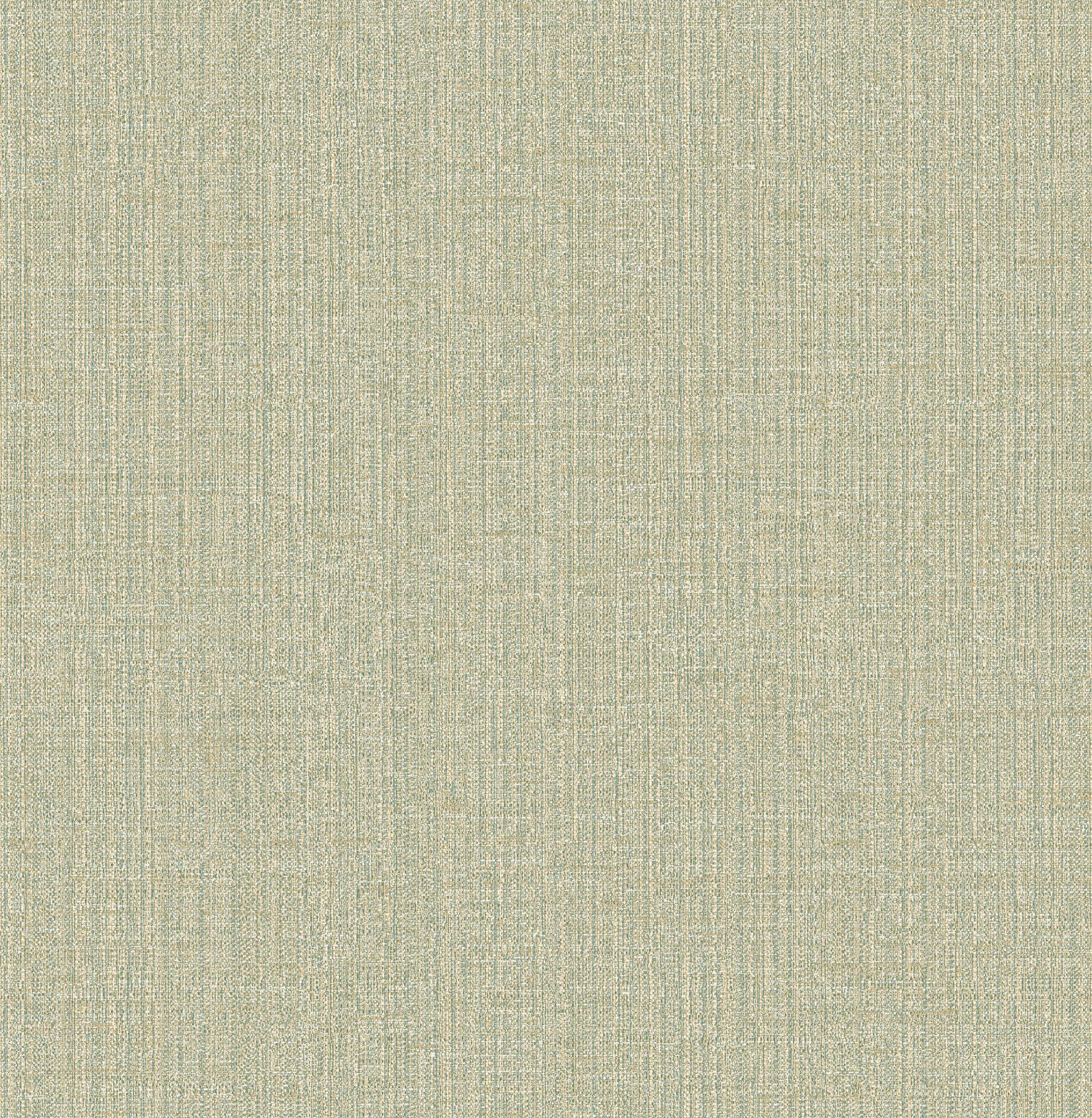 Picture of Beiene Light Green Weave Wallpaper