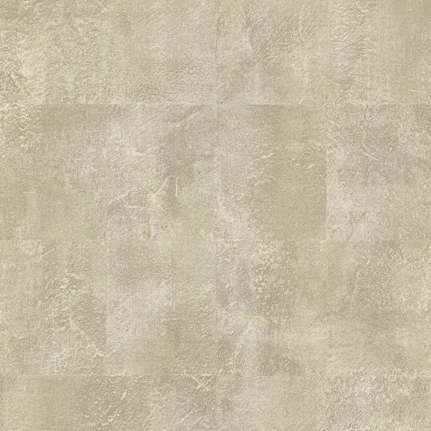 Picture of Azoic Gold Brushstroke Squares Wallpaper