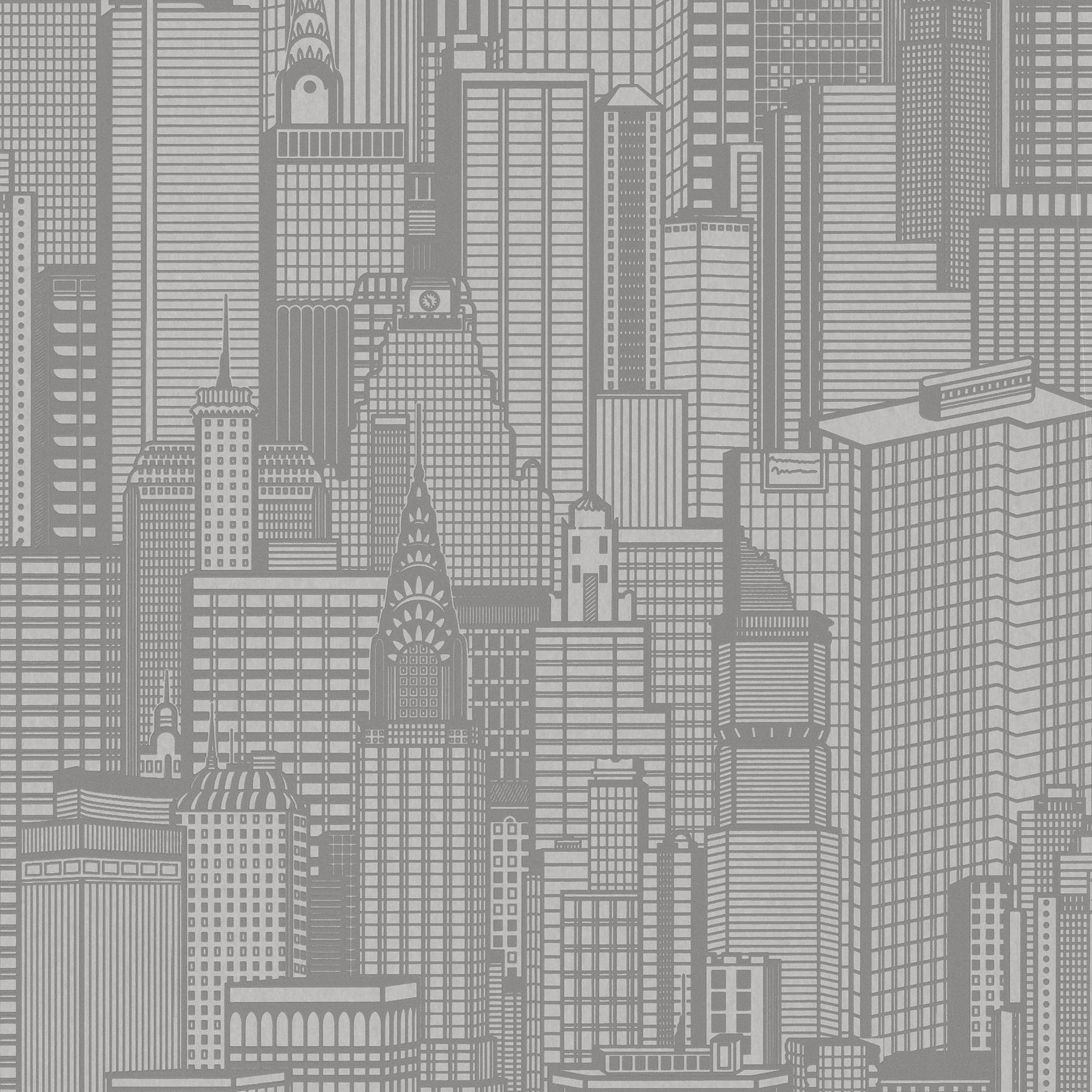Picture of Aston Grey City Wallpaper