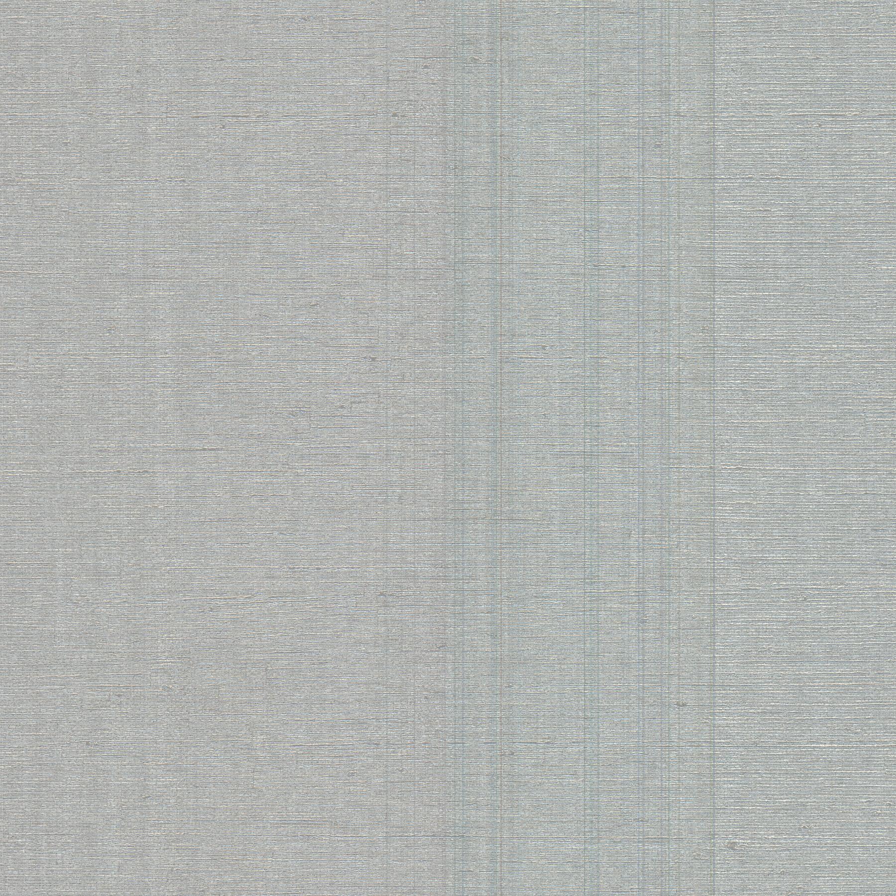 Picture of Aspero Silver Faux Silk Wallpaper