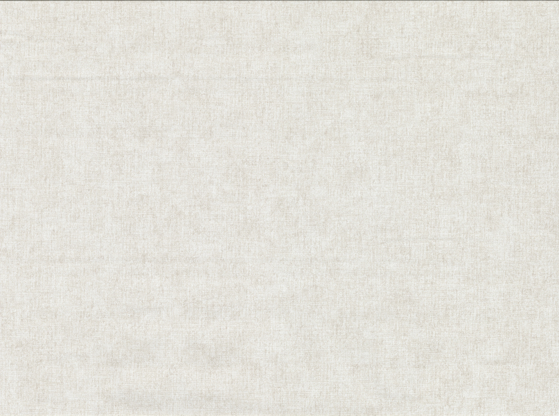 Picture of Brienne Off-White Linen Texture Wallpaper