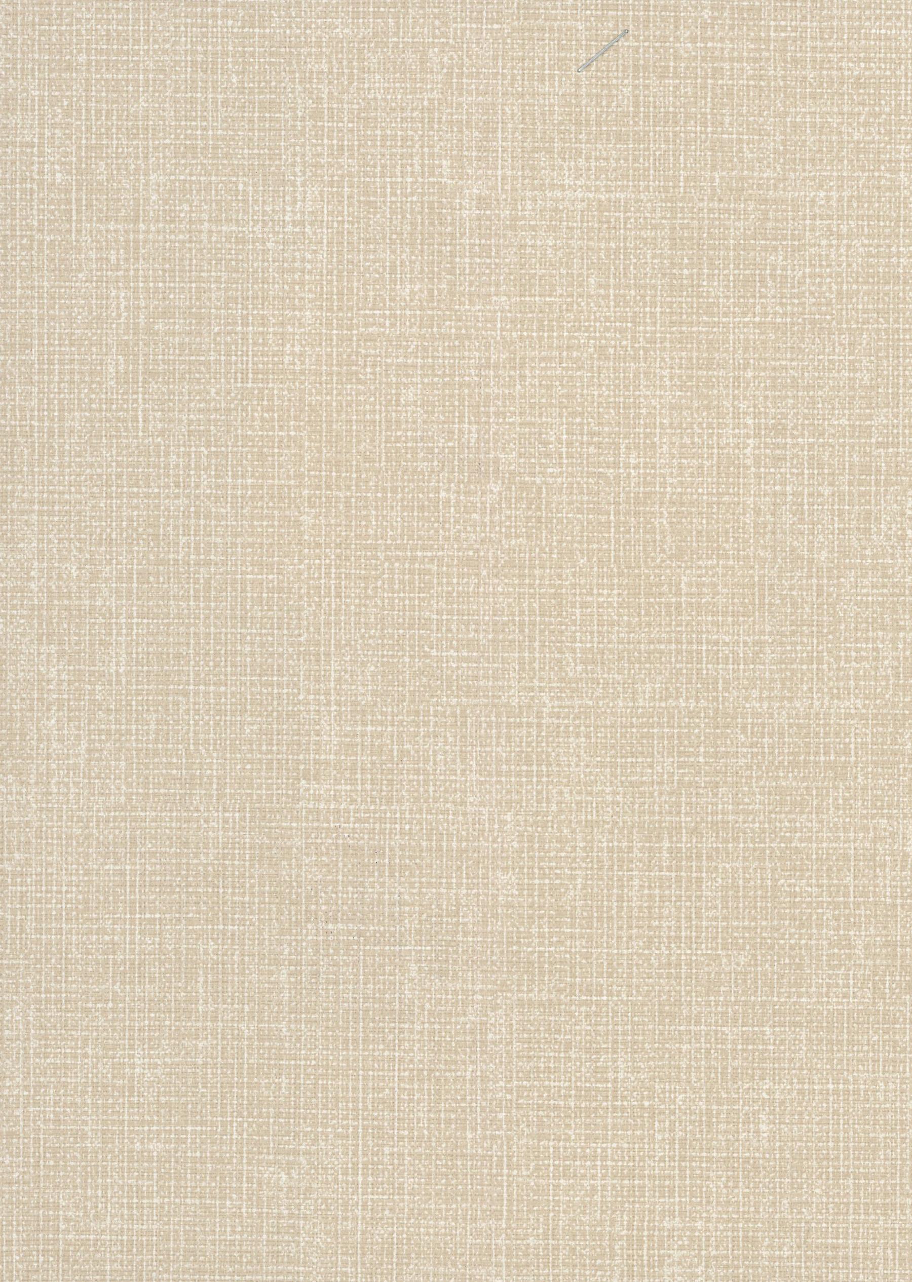 Picture of Arya Cream Fabric Texture Wallpaper