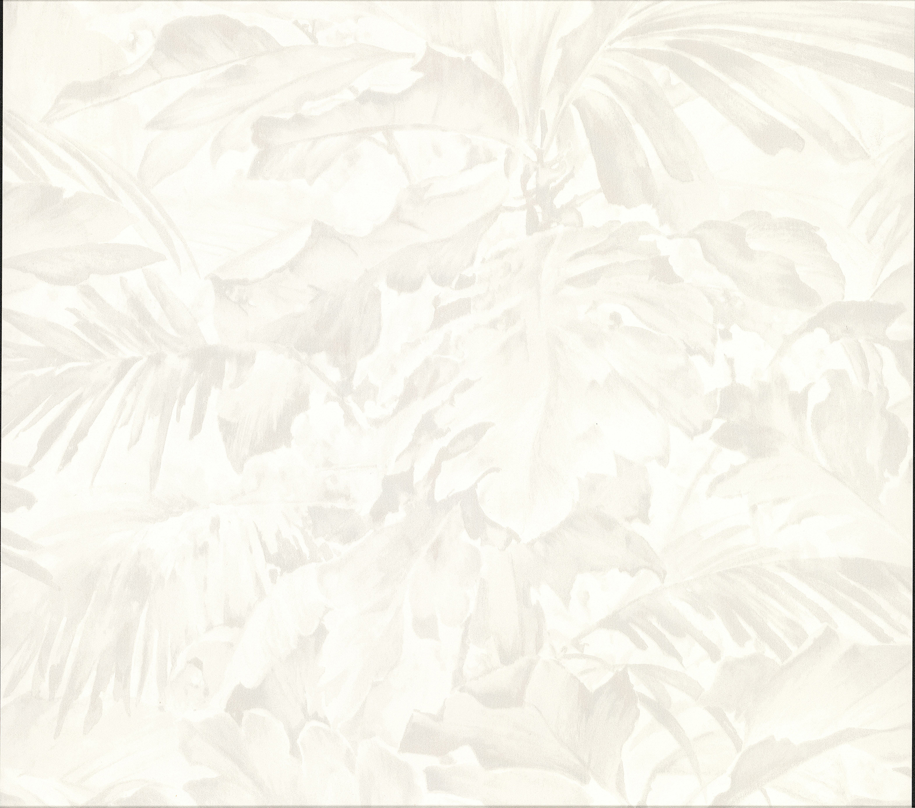 Picture of Boyce Ivory Botanical Wallpaper