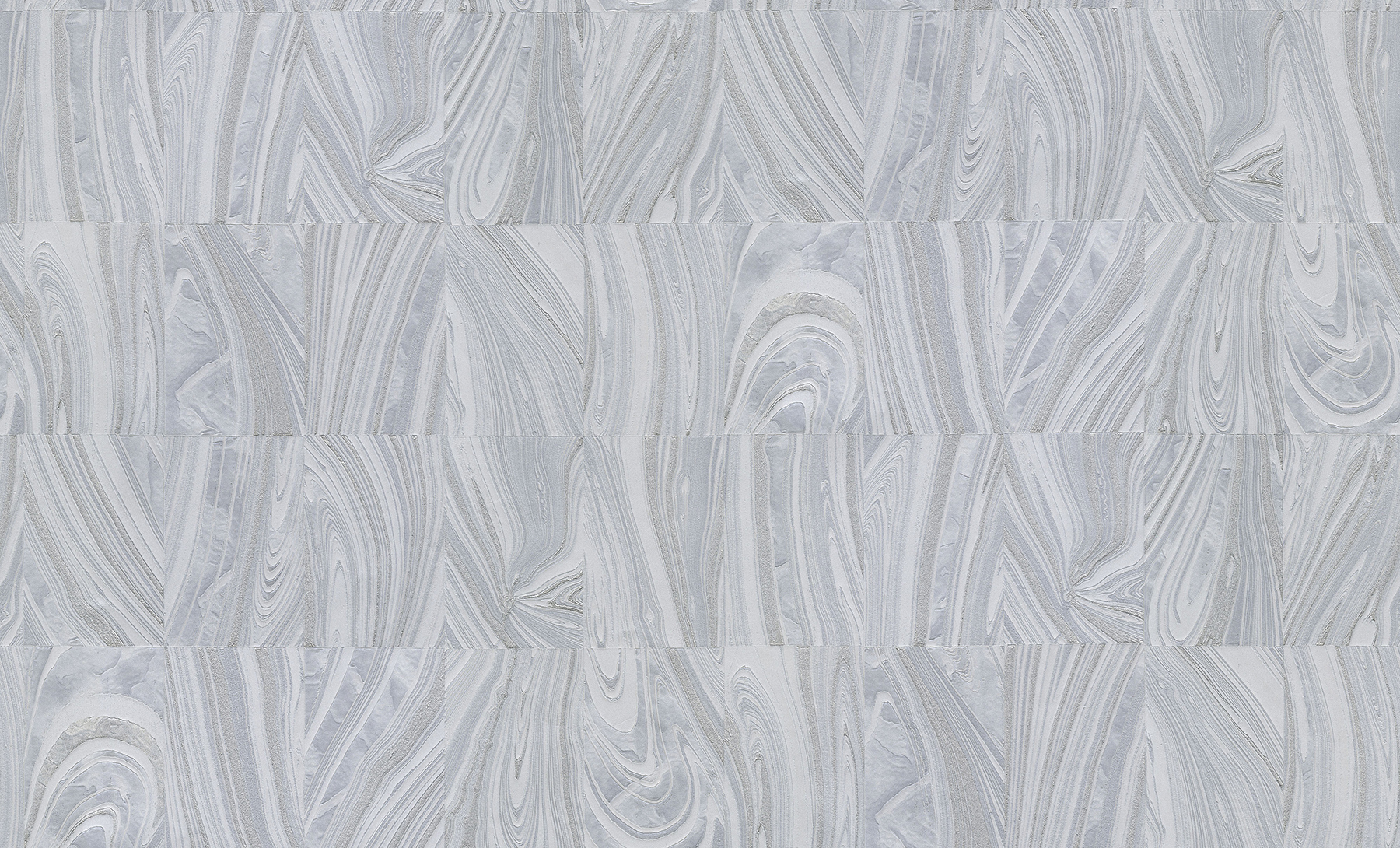 Picture of Boulders Ivory Glitter Marble Wallpaper