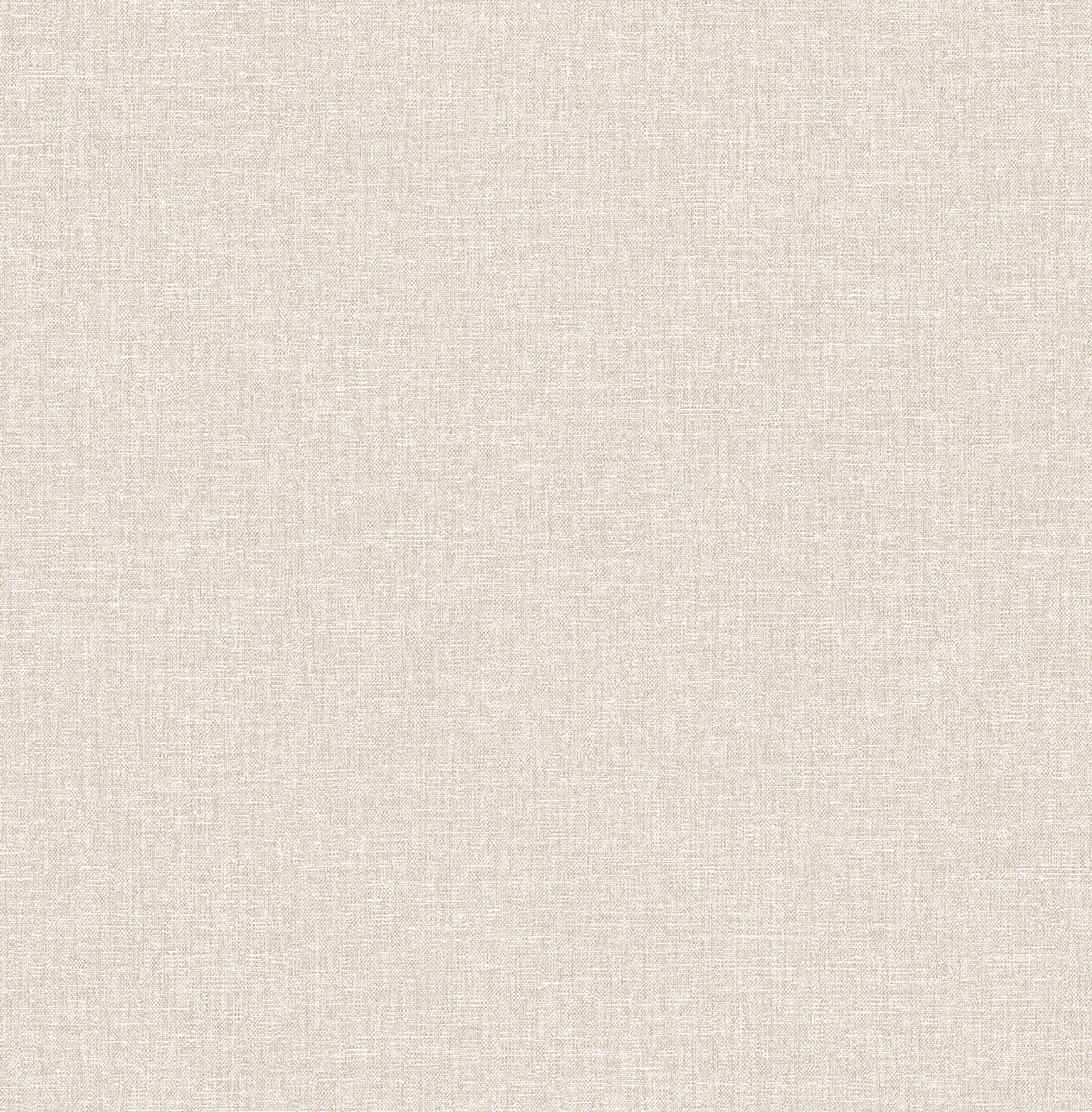 Picture of Asa Light Pink Linen Texture Wallpaper