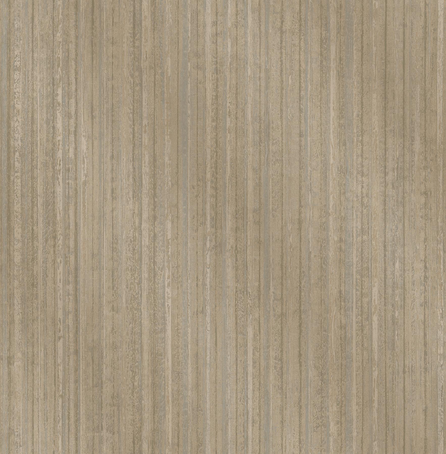 Picture of Bijou Brass Faux Metal Wallpaper