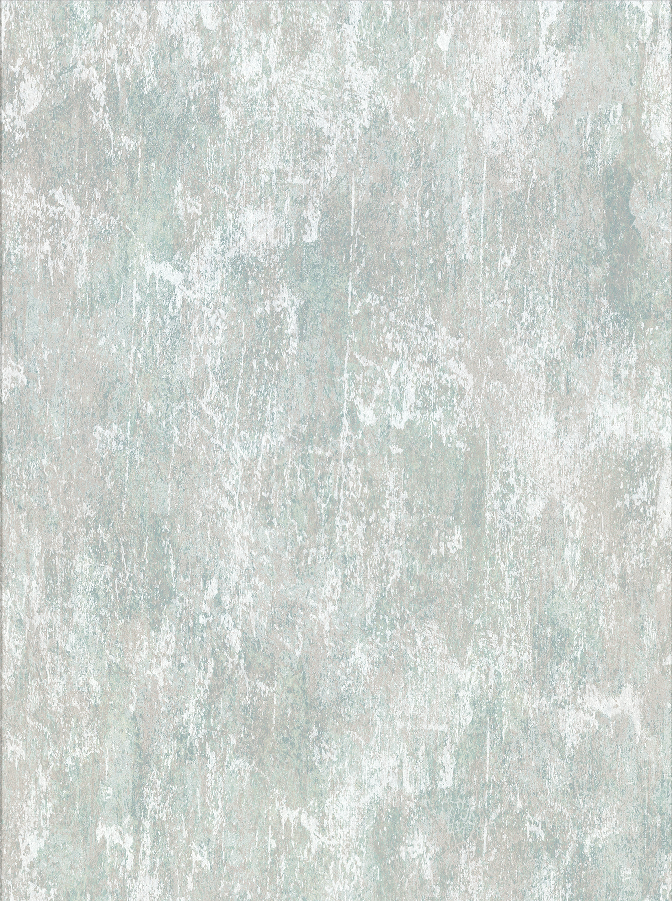 Picture of Bovary Teal Distressed Texture Wallpaper