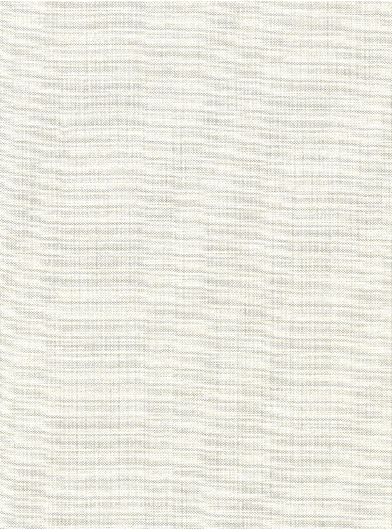 Picture of Bay Ridge White Faux Grasscloth Wallpaper