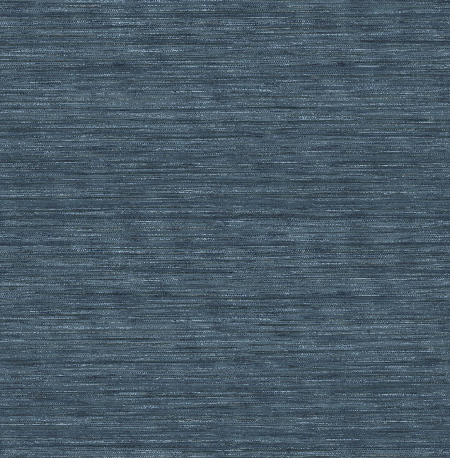 Picture of Barnaby Indigo Faux Grasscloth Wallpaper