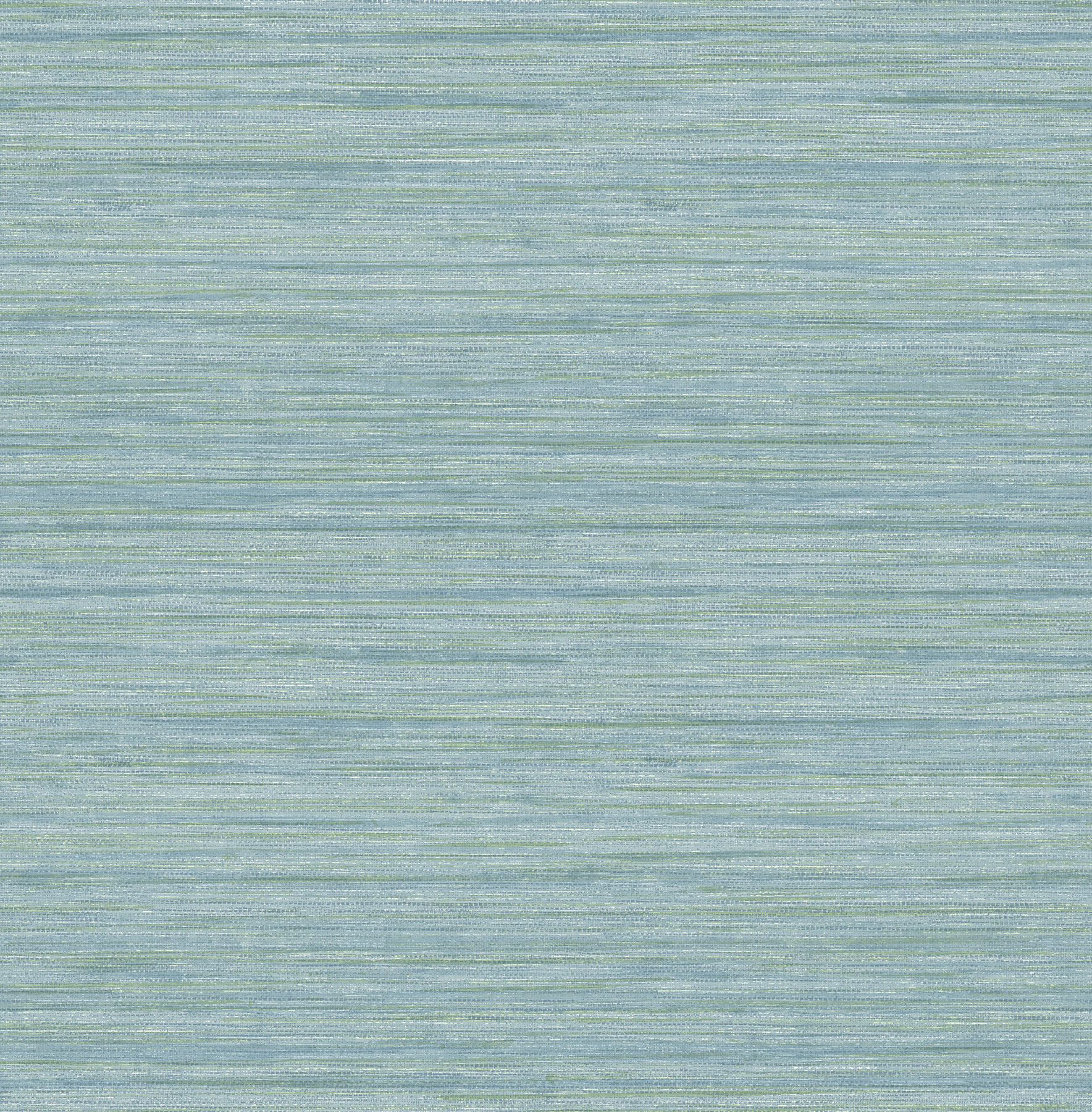 Picture of Barnaby Light Blue Faux Grasscloth Wallpaper