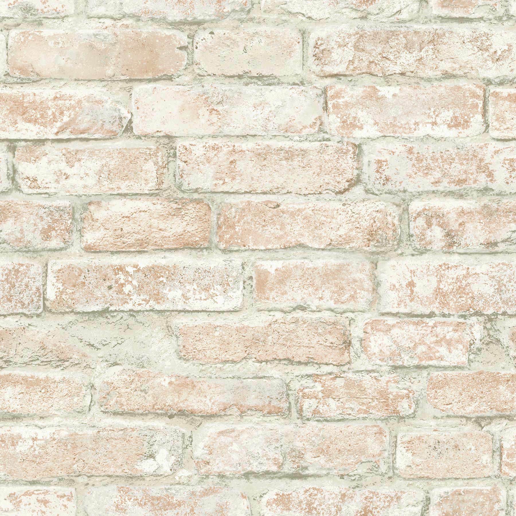 Picture of Arlington Multicolor Brick Wallpaper