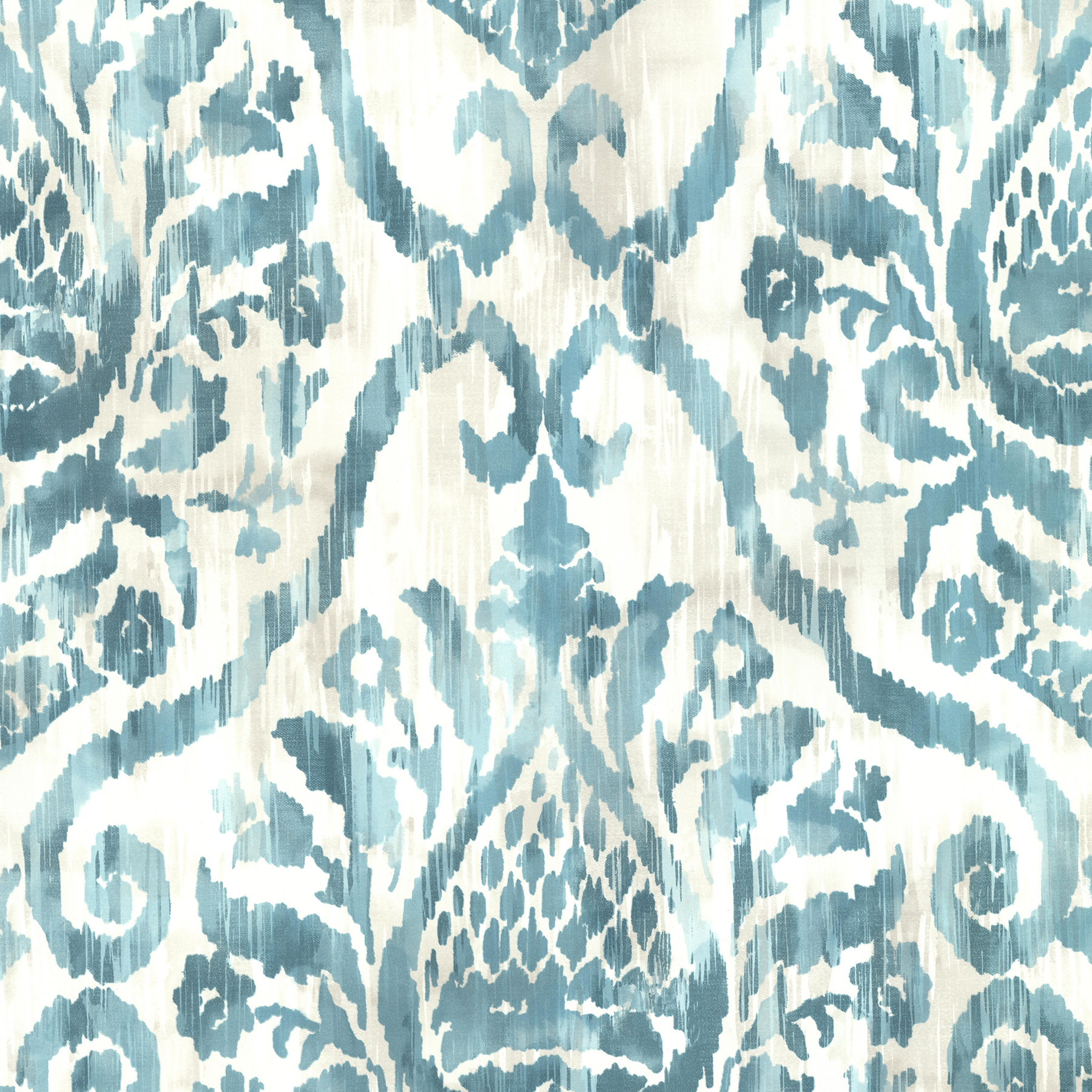 Picture of Argos Teal Damasks