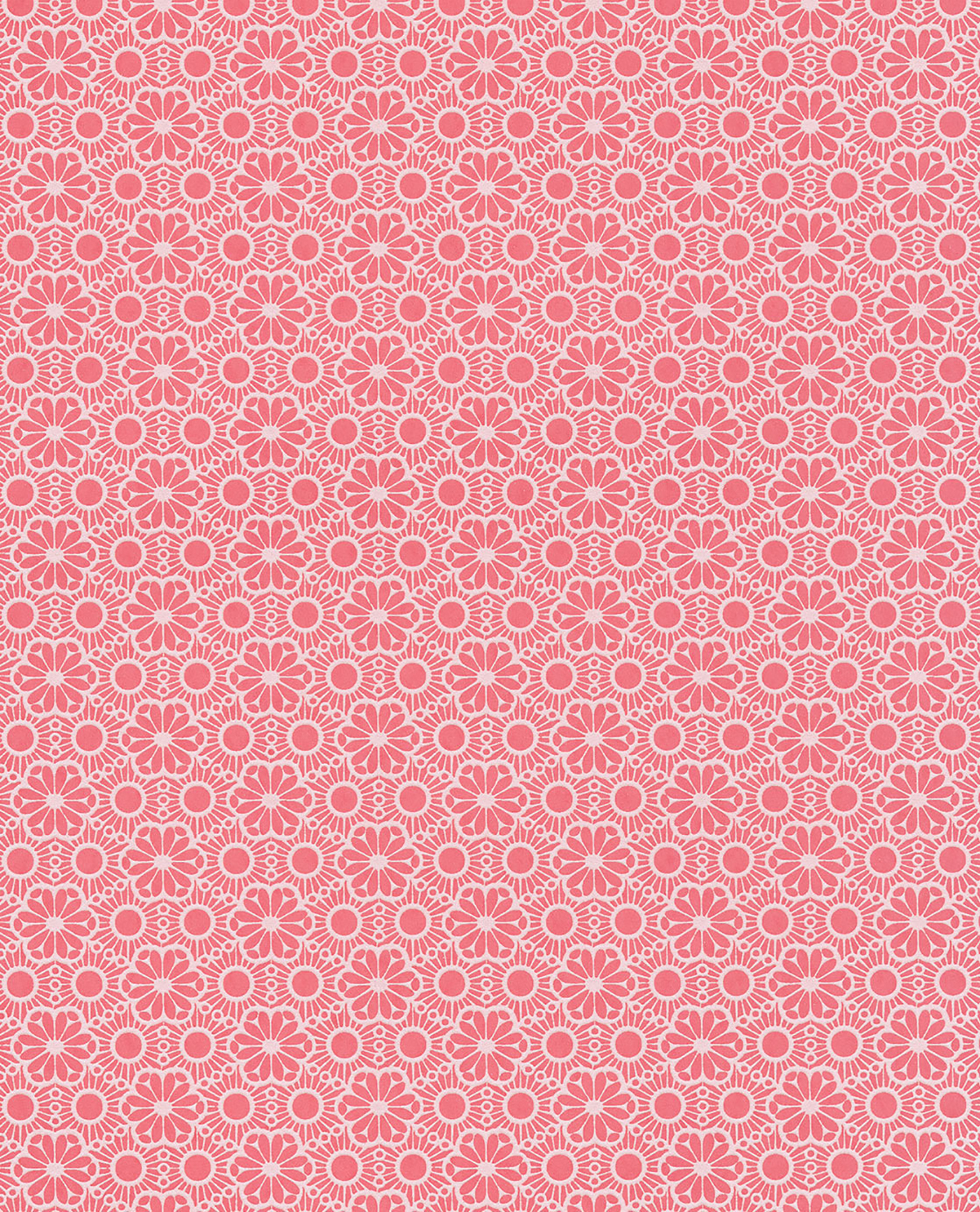 Picture of Arielle Coral Marrakesh Wallpaper