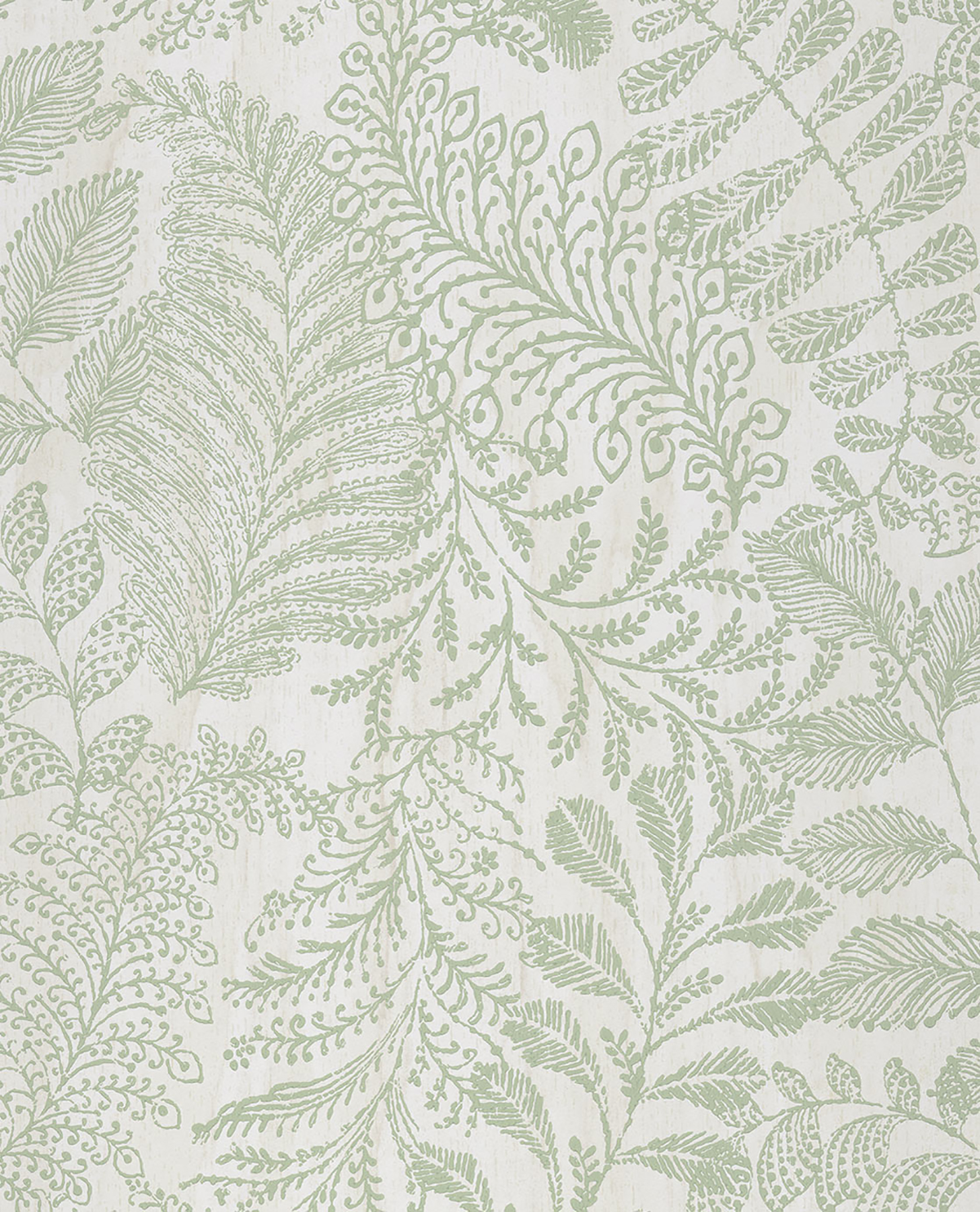 Picture of Balth Mint Botanical Wallpaper