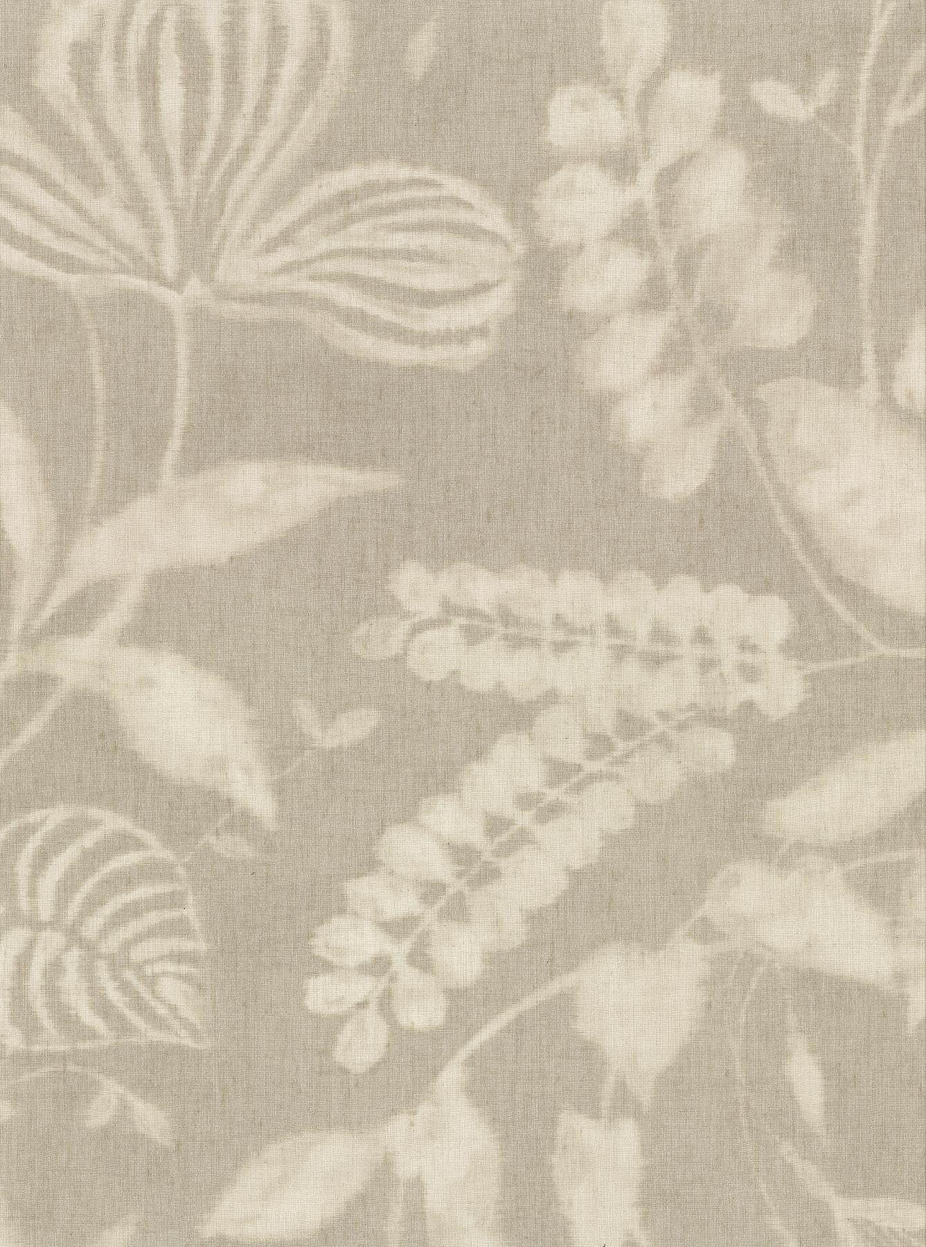 Picture of Arvada Light Grey Botanical Wallpaper