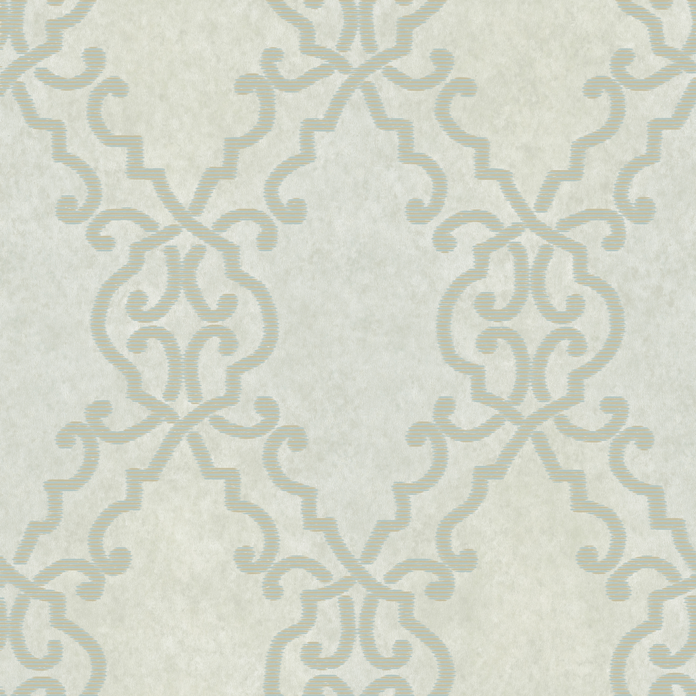 Picture of Bernaud Blue Persian Diamond Wallpaper