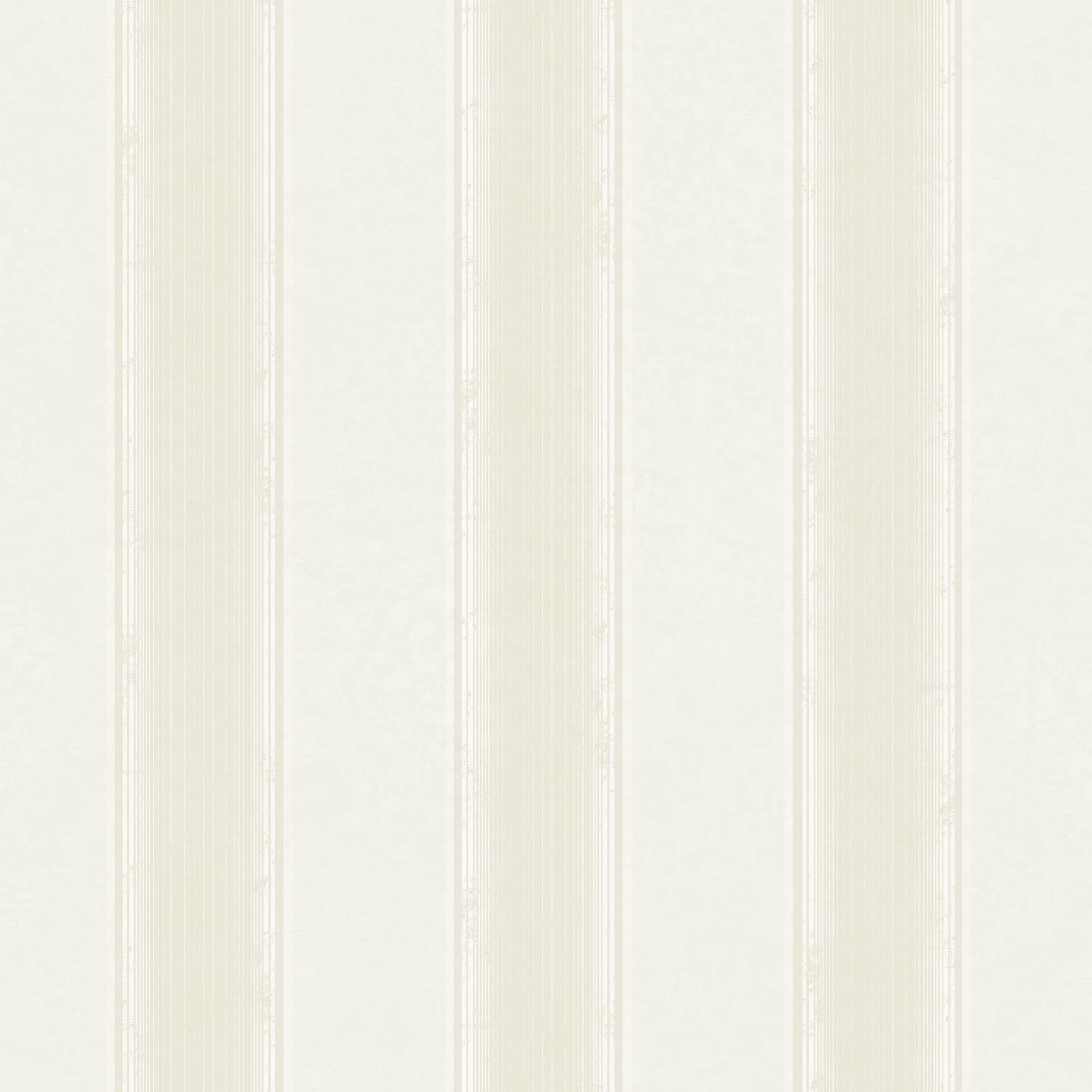 Picture of Arabelle Cream Stripe Wallpaper
