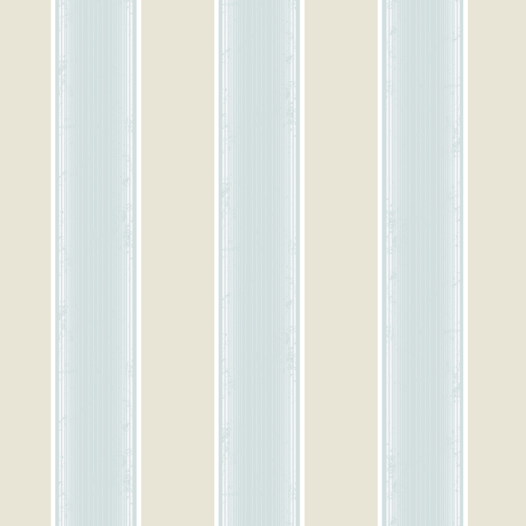Picture of Arabelle Blue Stripe Wallpaper
