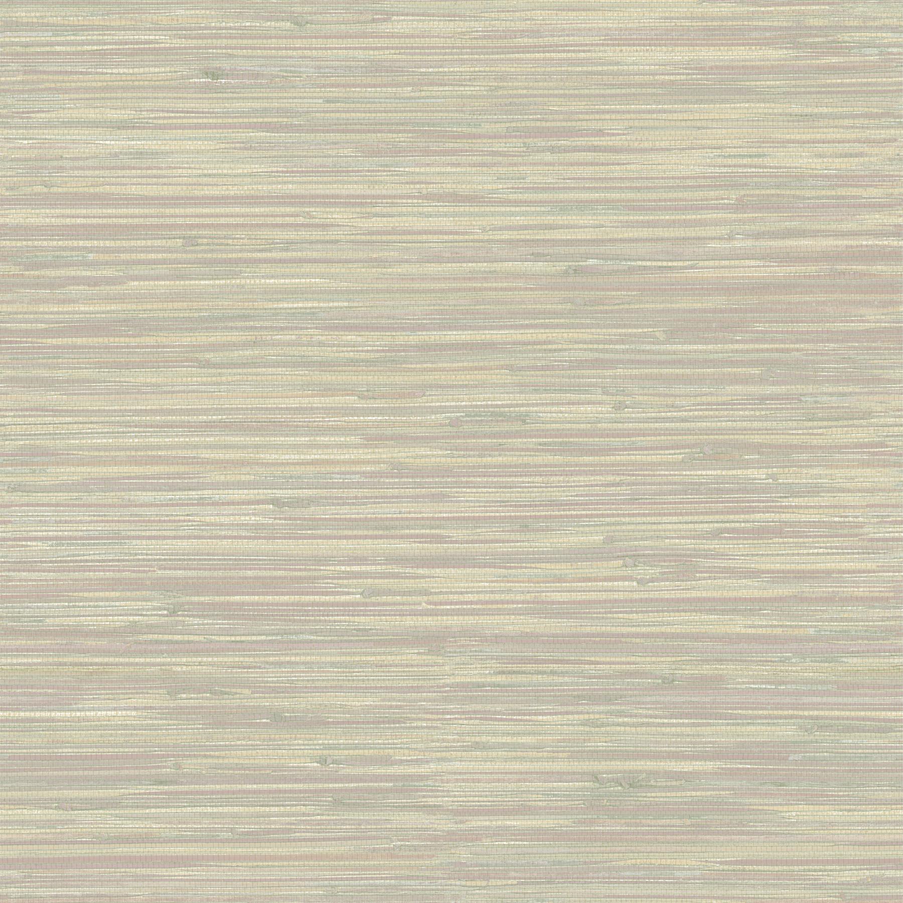 Picture of Autumn Breeze Lavender Faux Grasscloth Wallpaper