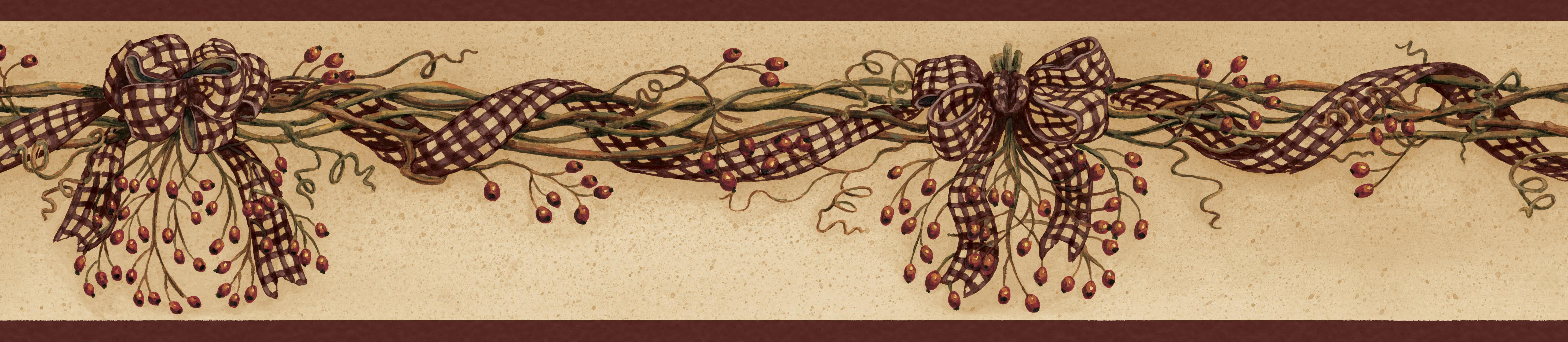 Picture of Artemis Sand Rosehip Ribbon Trail Border