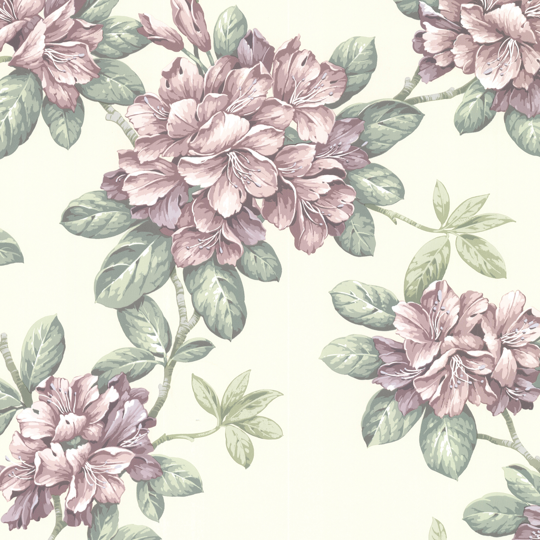 Picture of Bree Blush Lily Trail Wallpaper