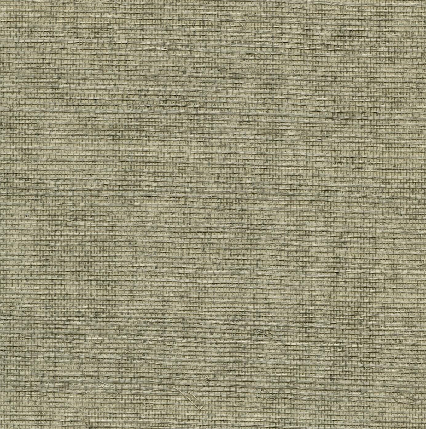 Picture of Aubrey Grey Grasscloth Wallpaper