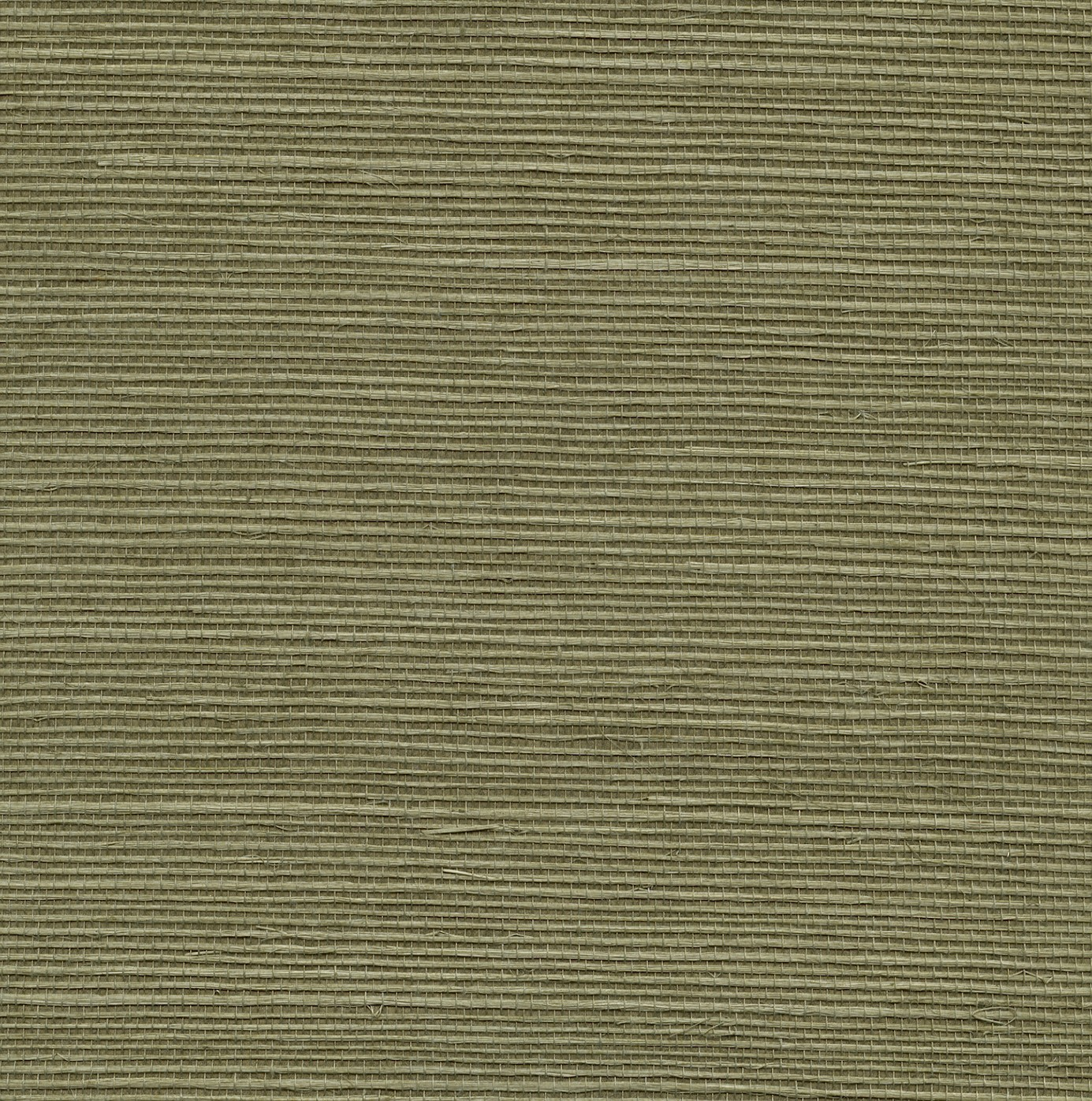 Picture of Aubrey Green Grasscloth Wallpaper
