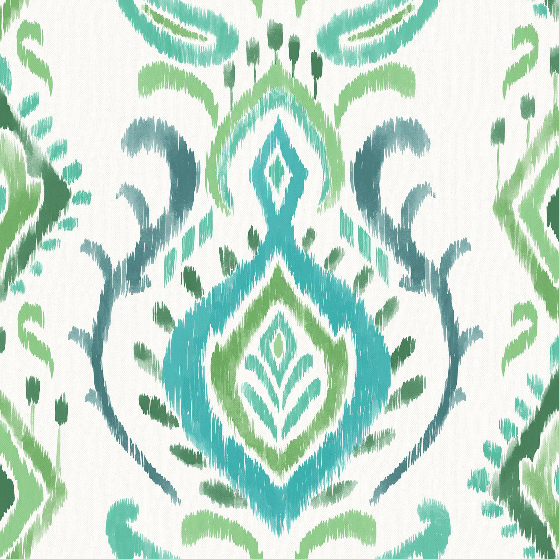 Picture of Bowles Green Damask Wallpaper