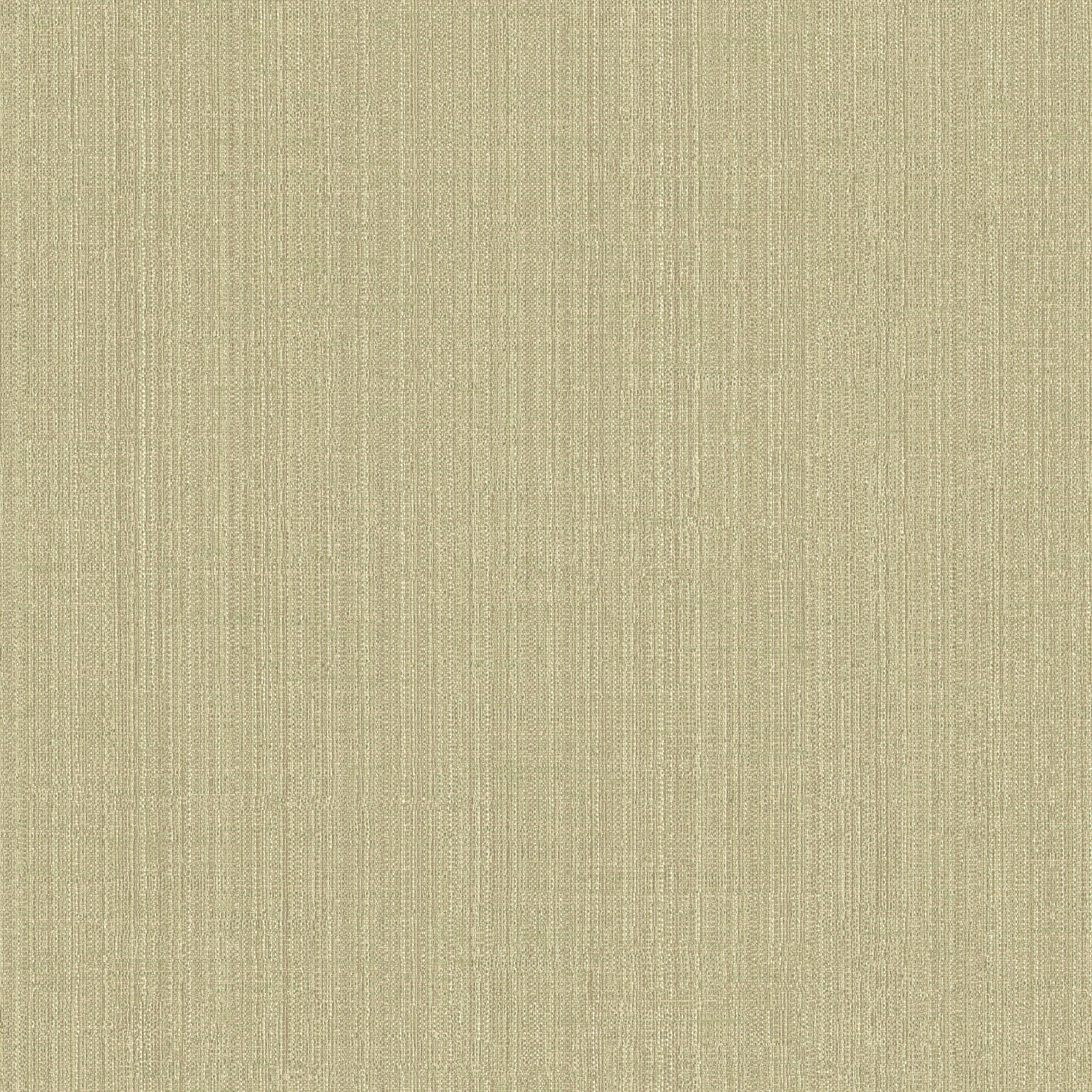 Picture of Berge Olive Natural Linen Faux Effect Wallpaper Wallpaper
