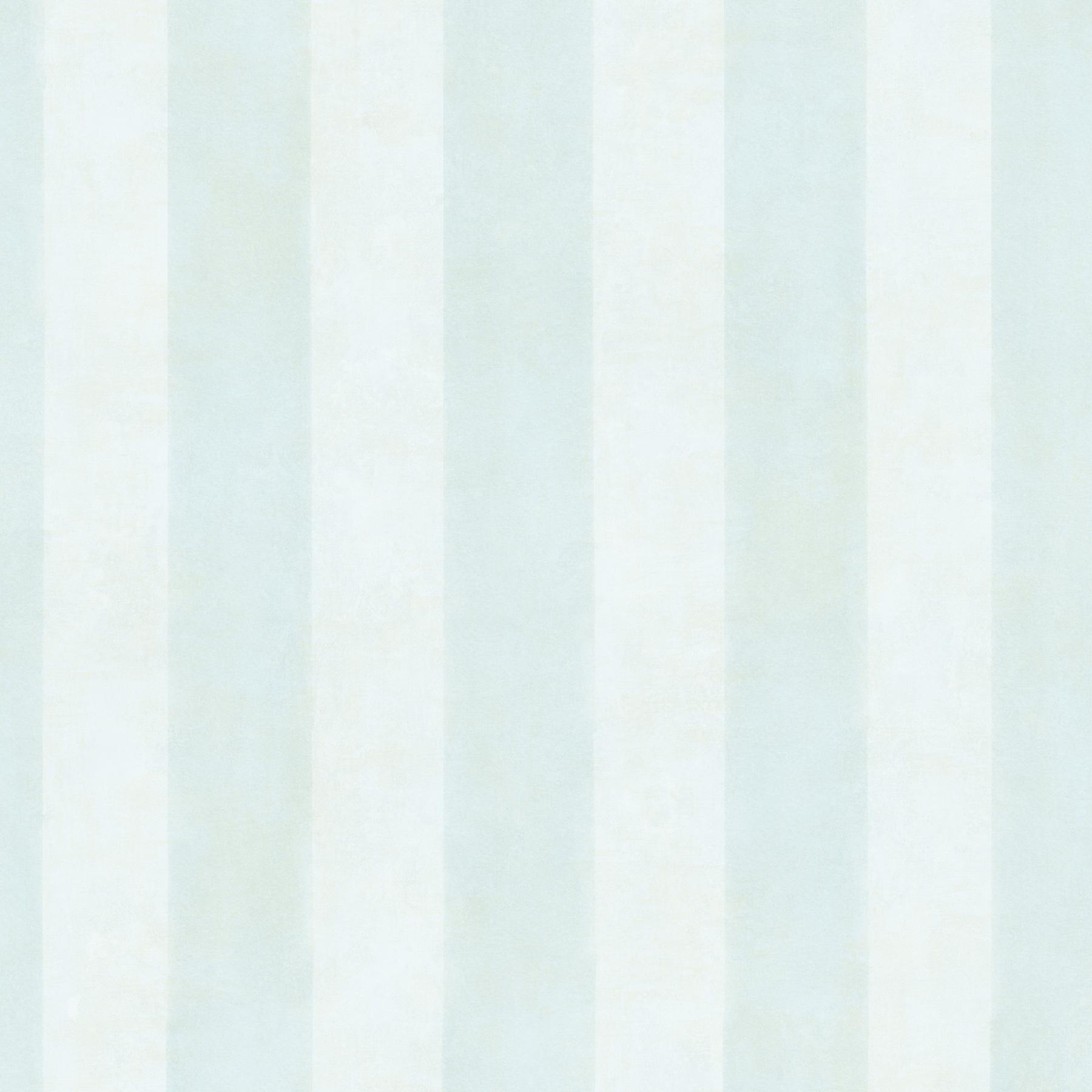 Picture of Basil Light Blue Soft Stripe Wallpaper