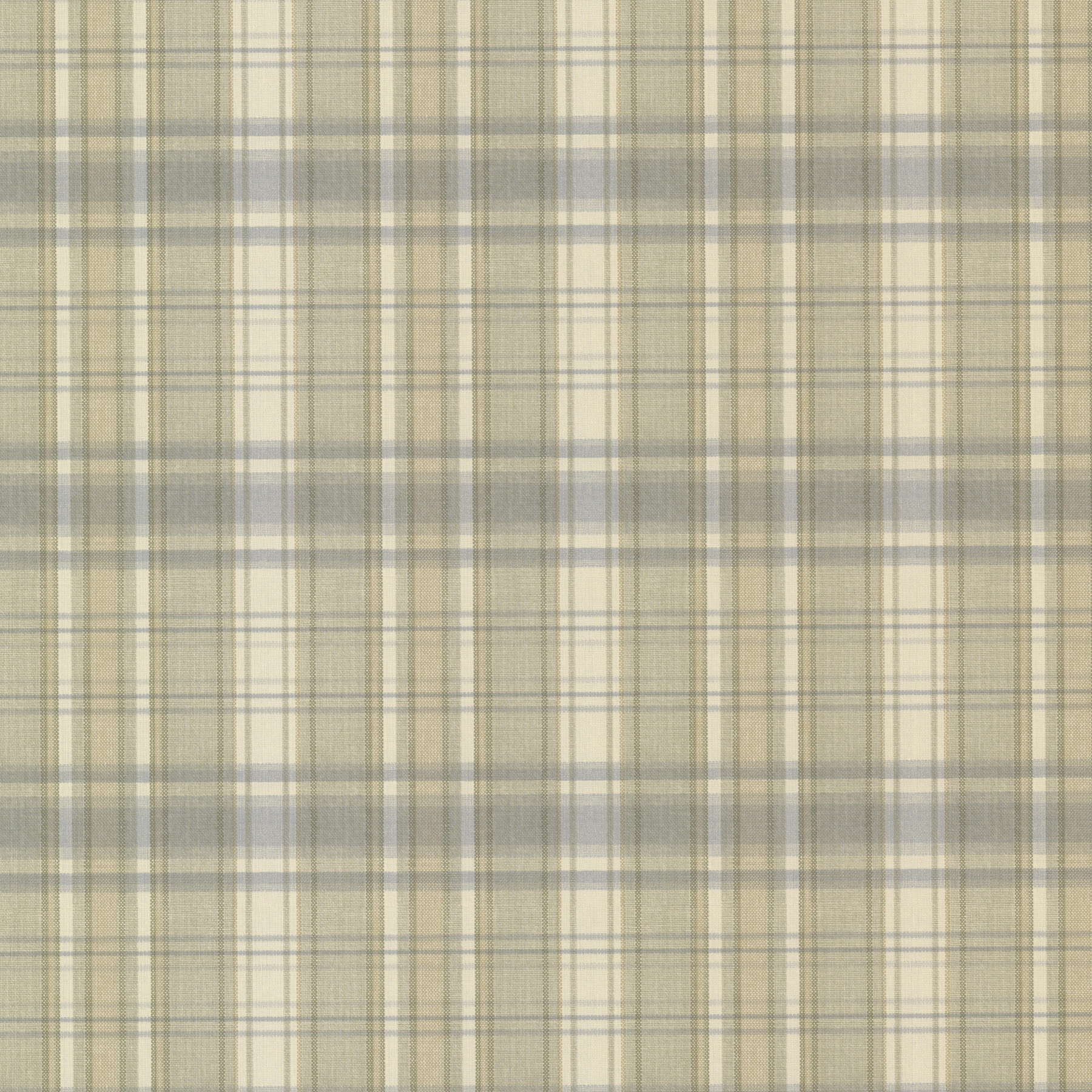 Picture of Bluewater Sage Sunny Plaid Wallpaper