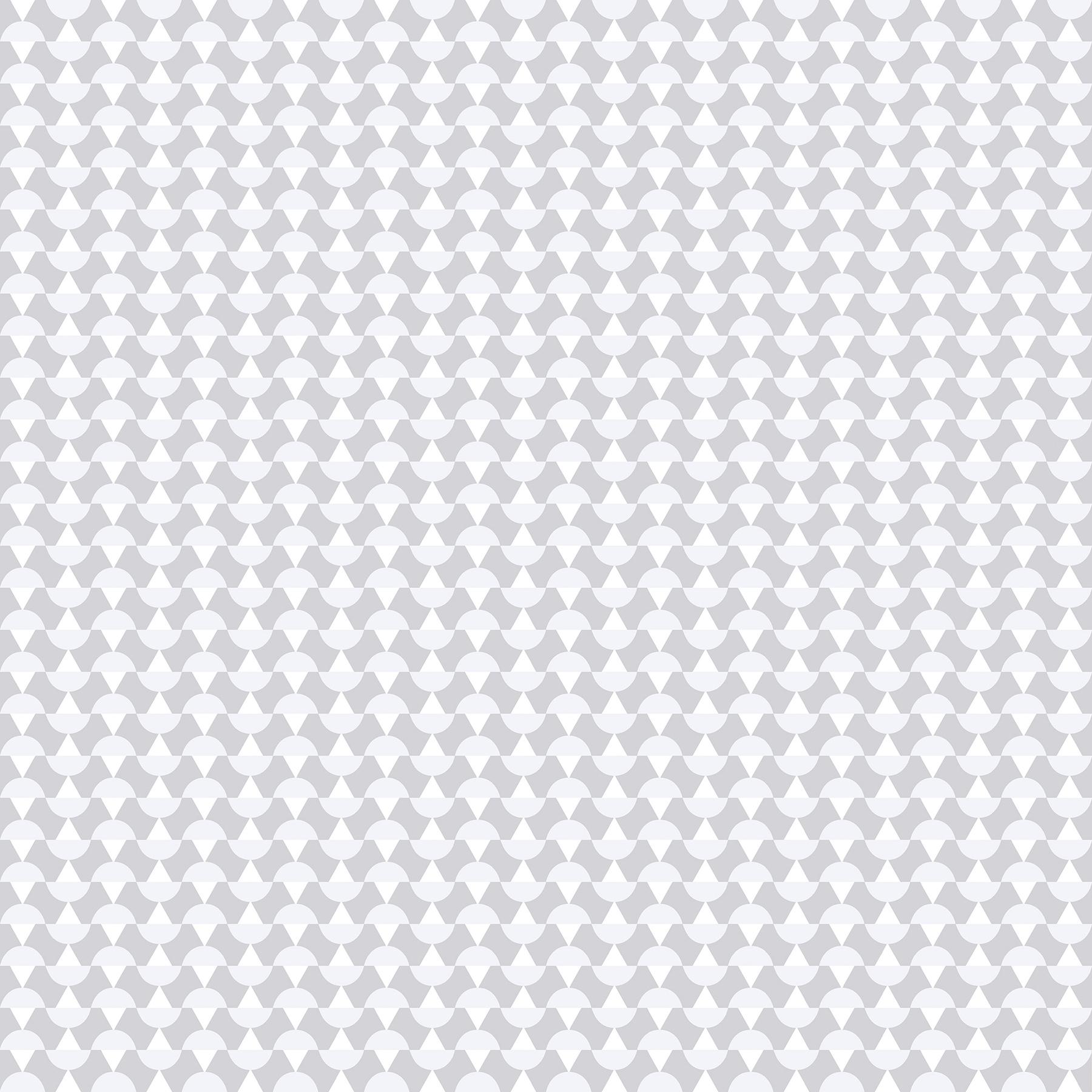 Picture of Arne Grey Geometric Wallpaper